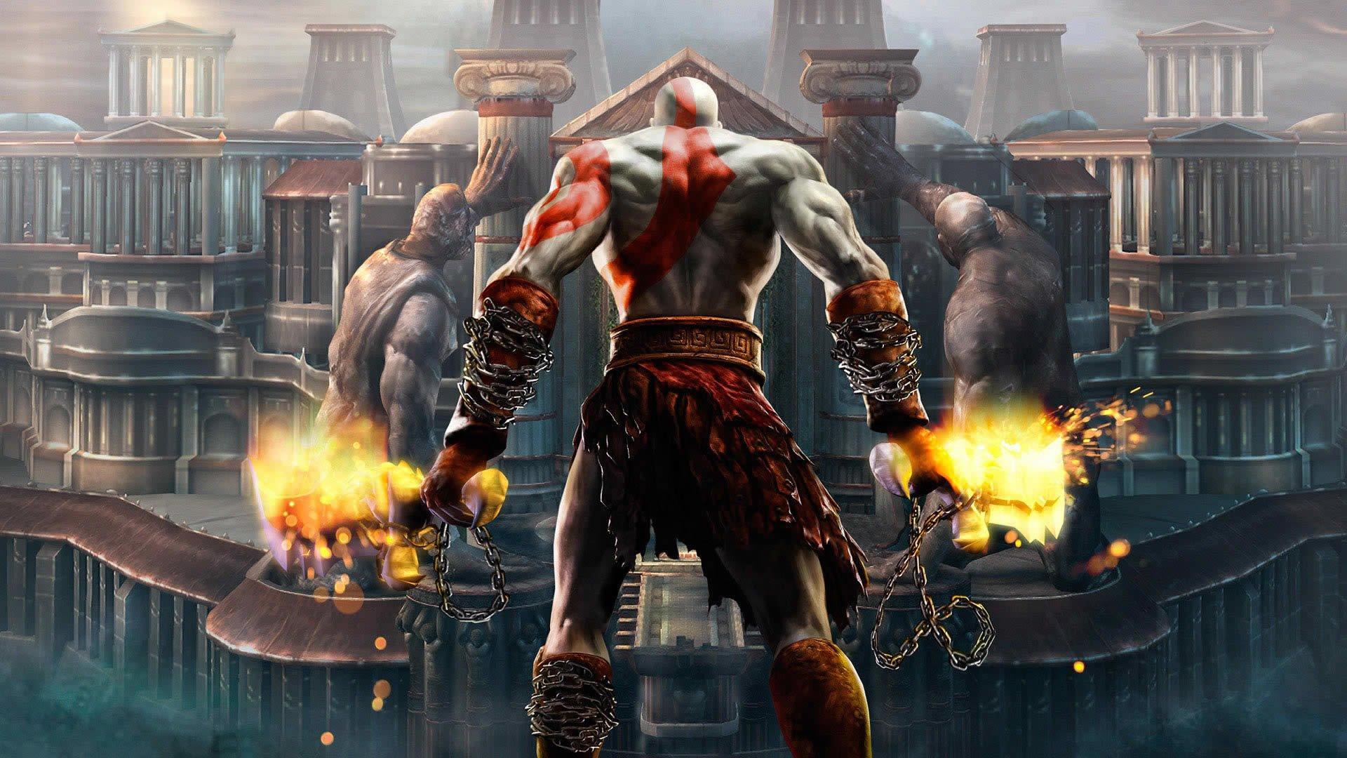 Kratos Wallpapers Top Free Kratos Backgrounds