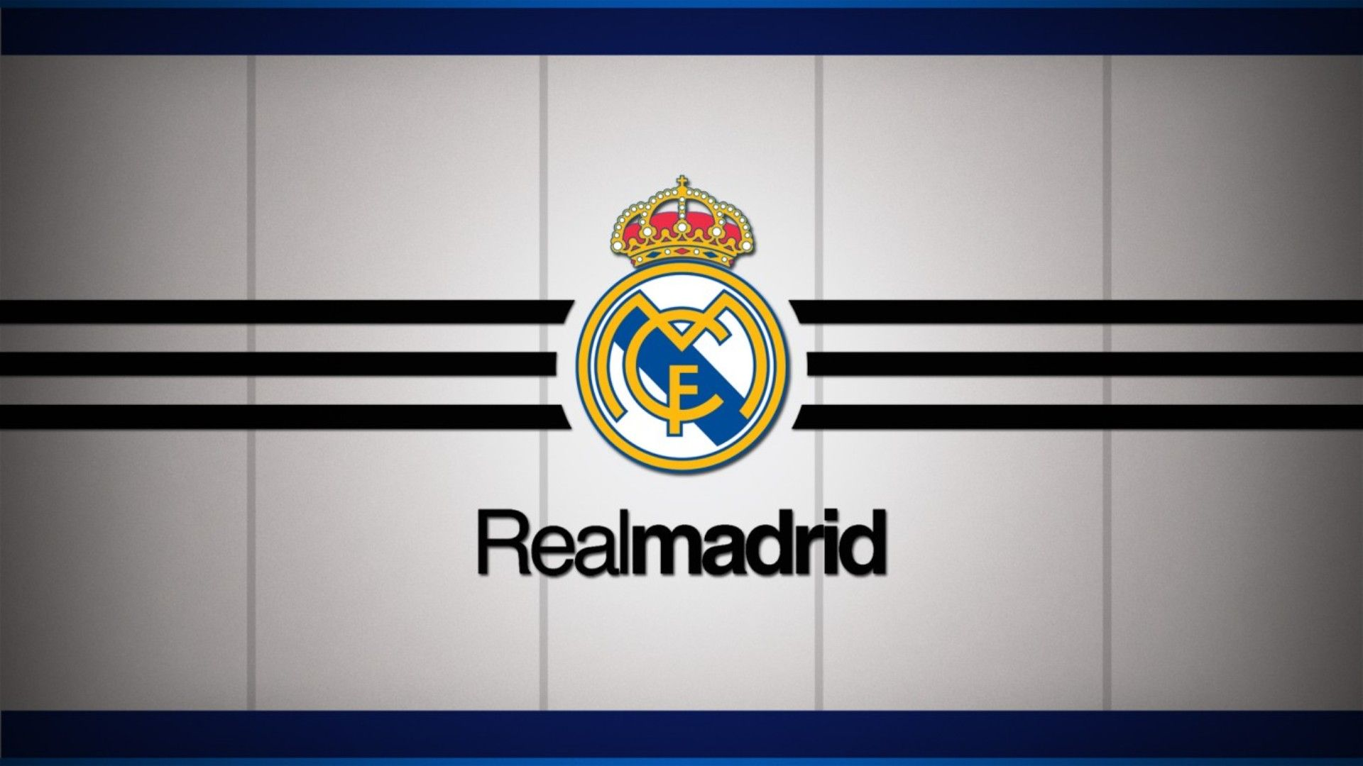 Real Madrid Logo Wallpapers Top Free Real Madrid Logo Backgrounds Wallpaperaccess