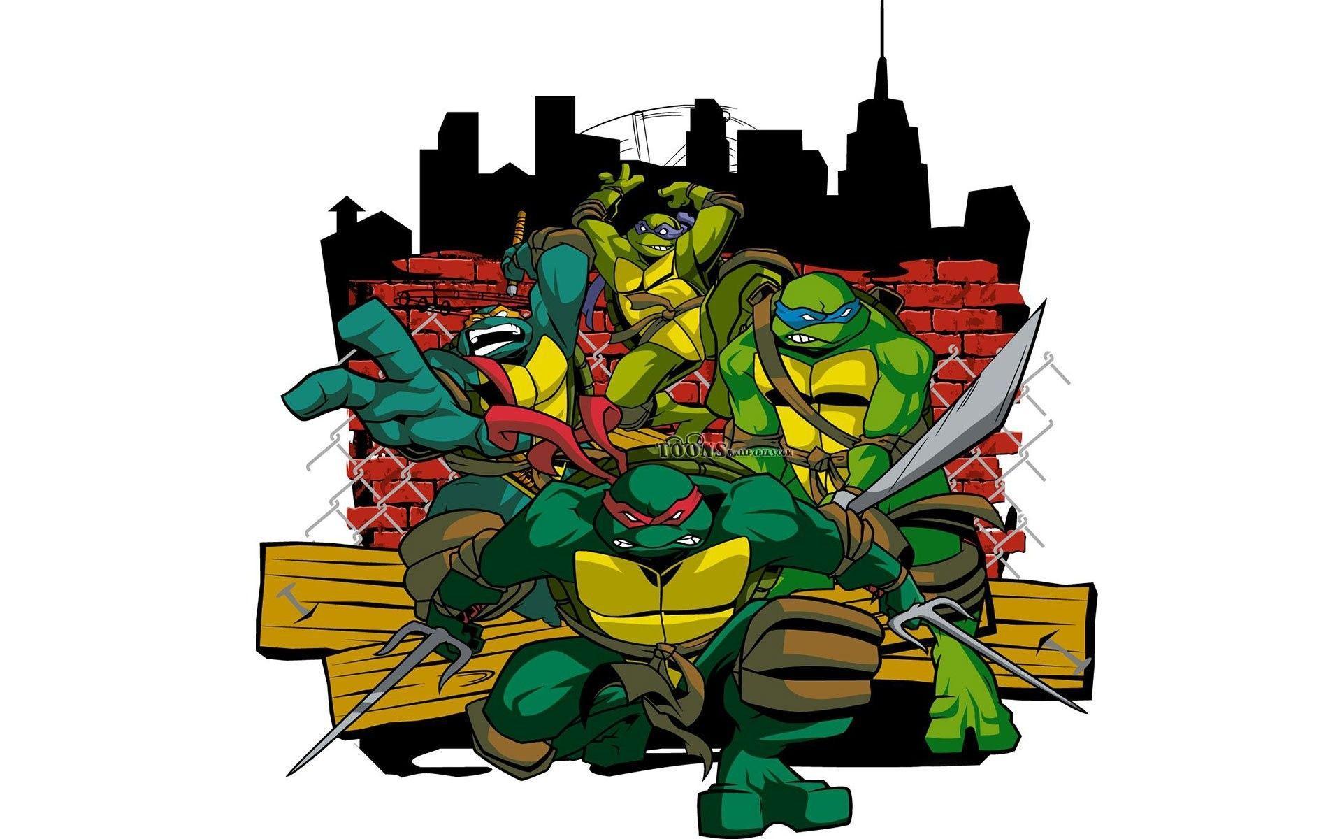 "2880x1800 Teenage Mutant Ninja Turtles Wallpapers | HD Wallpapers | ID #13675"">"