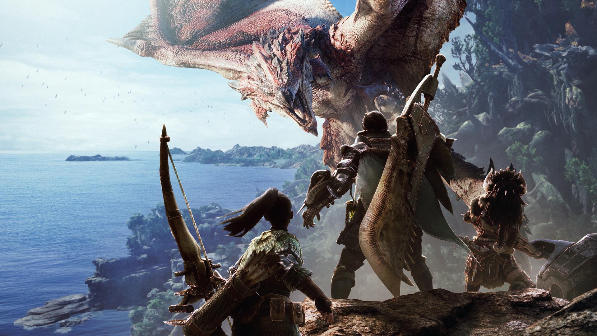 Monster Hunter Wallpapers Top Free Monster Hunter Backgrounds