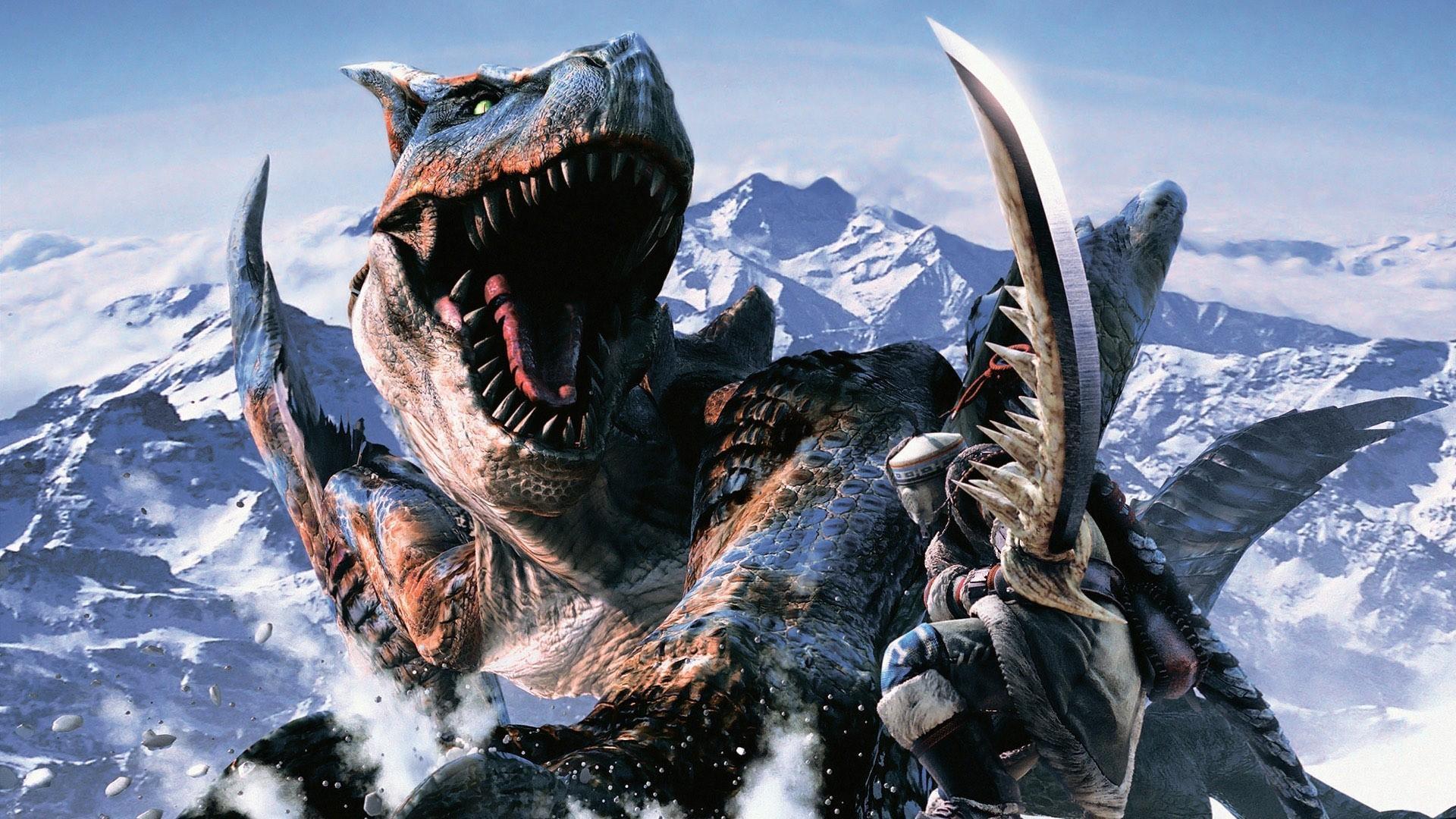 Monster Hunter Wallpapers - Top Free Monster Hunter