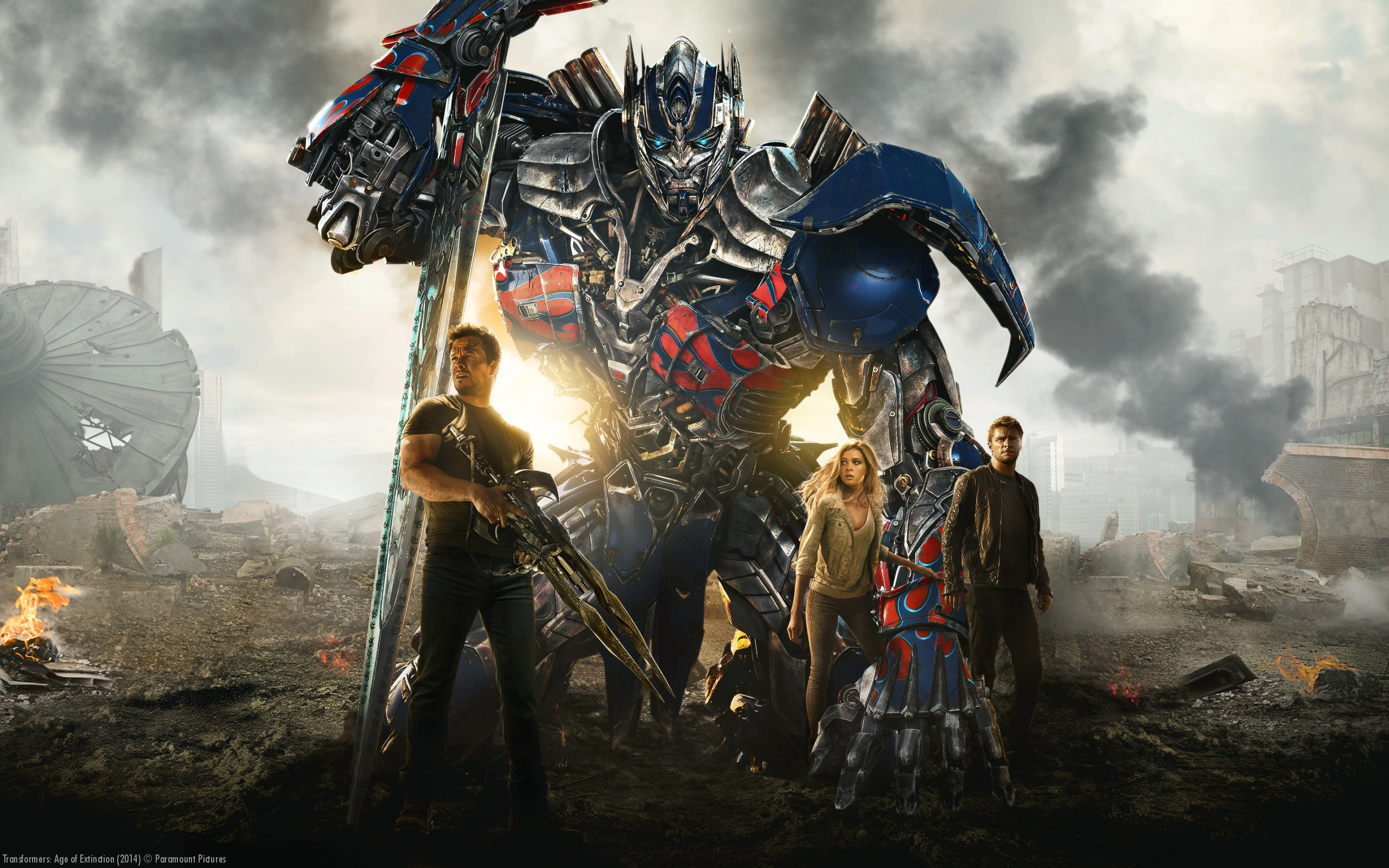 Transformers 4 Wallpapers Top Free Transformers 4 Backgrounds