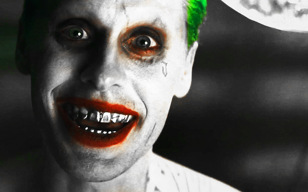 Joker suicide squad wallpapers top free joker suicide for Joker immagini hd