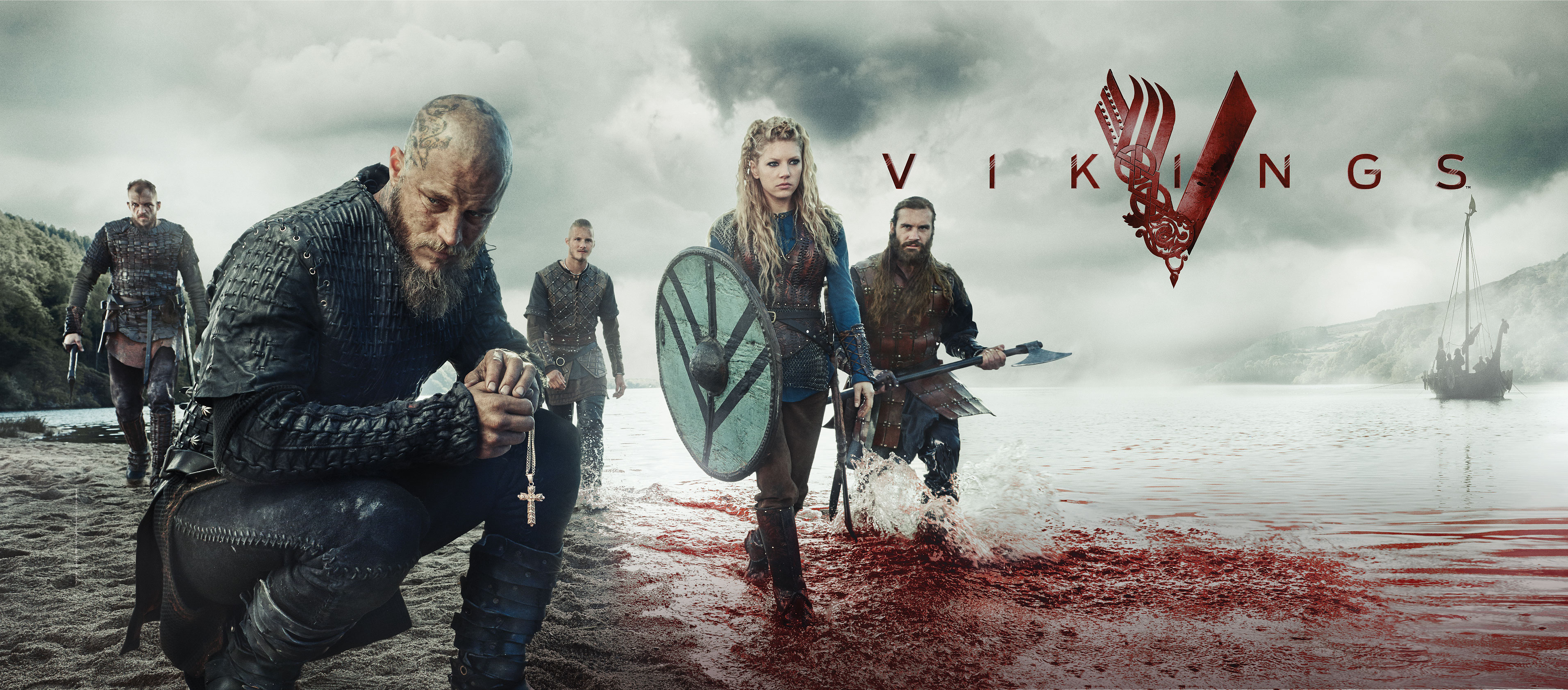 Vikings Wallpapers Top Free Vikings Backgrounds