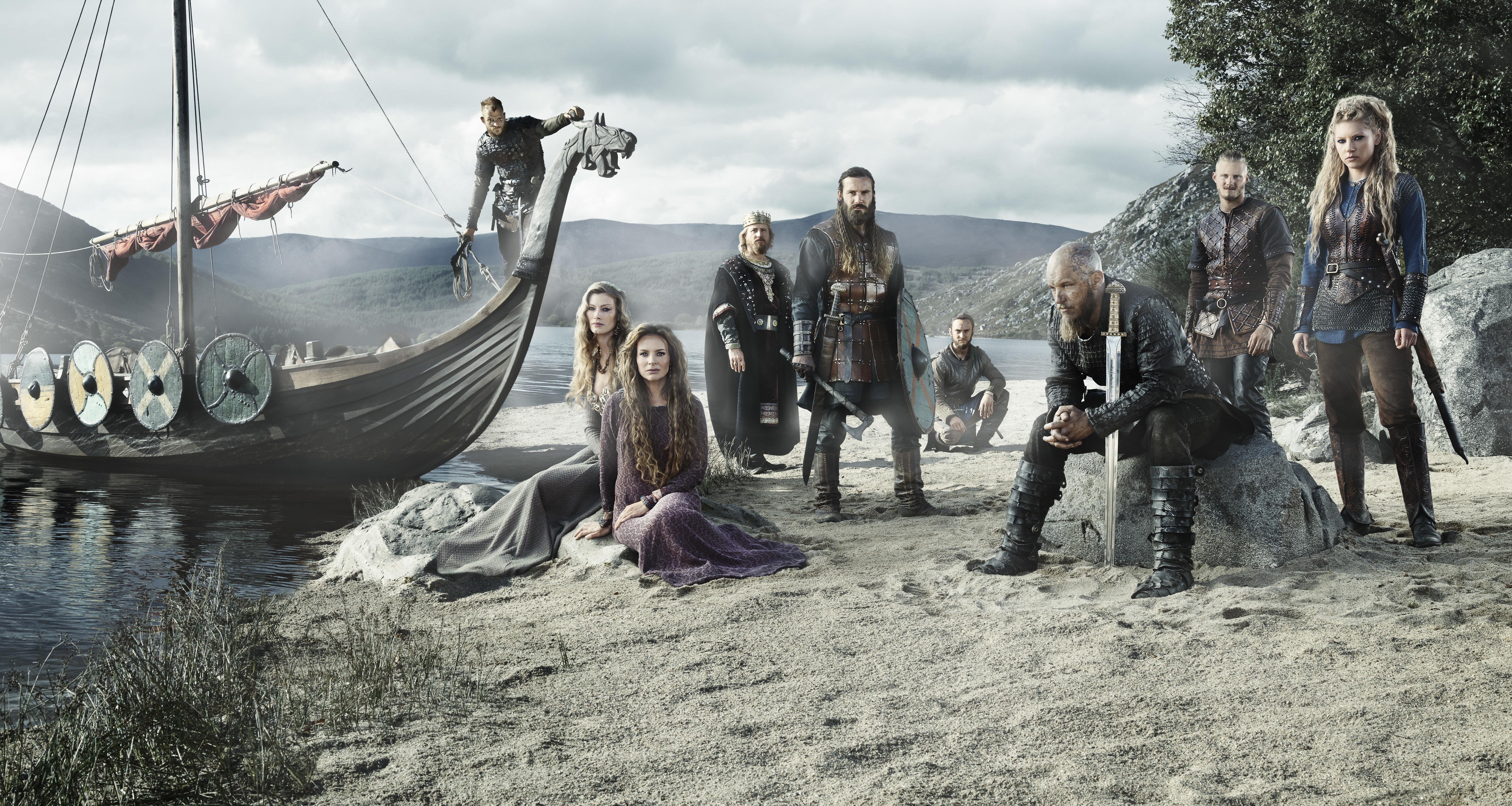 Vikings Wallpapers Top Free Vikings Backgrounds