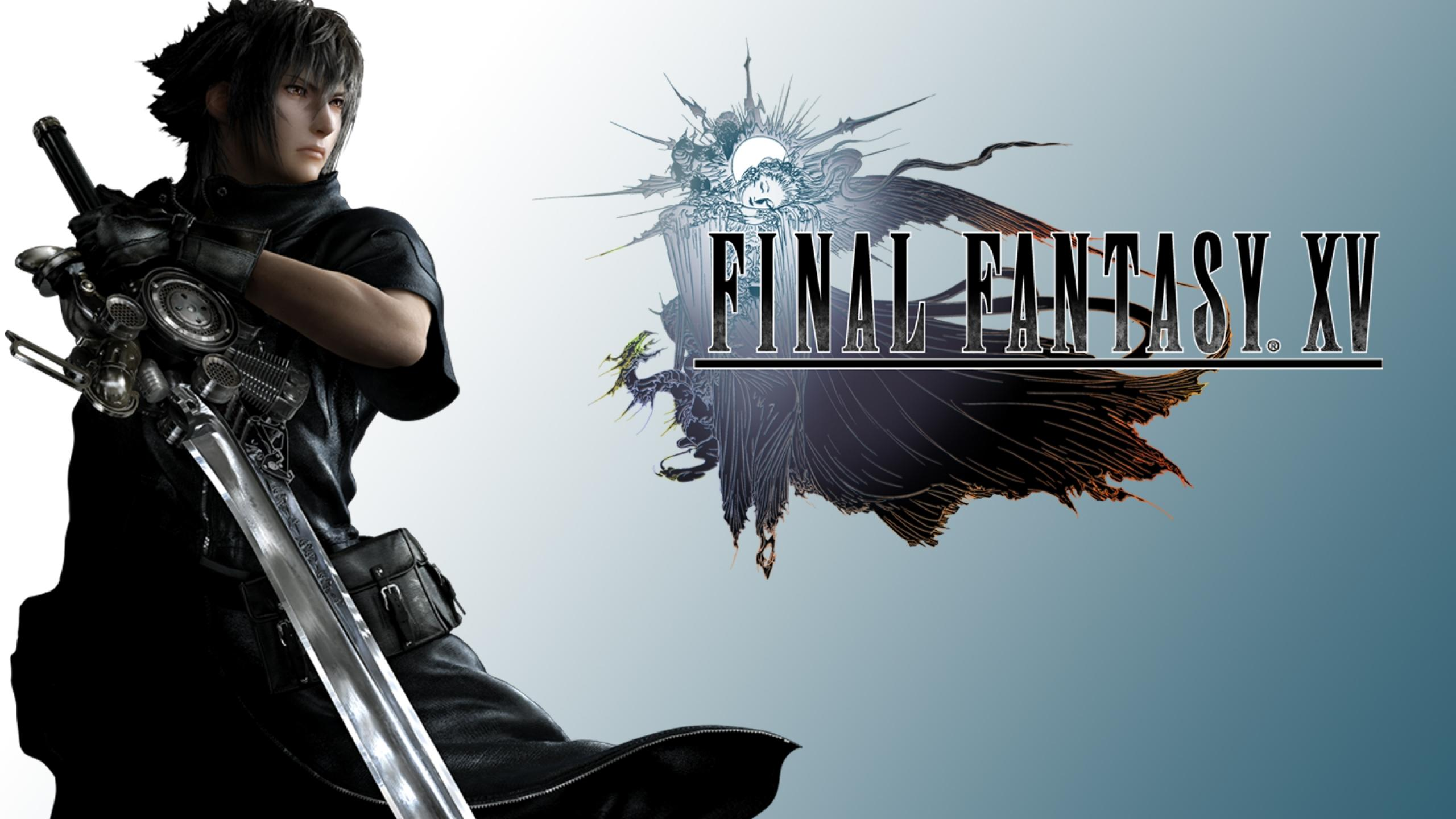 Final Fantasy Xv Wallpapers Top Free Final Fantasy Xv