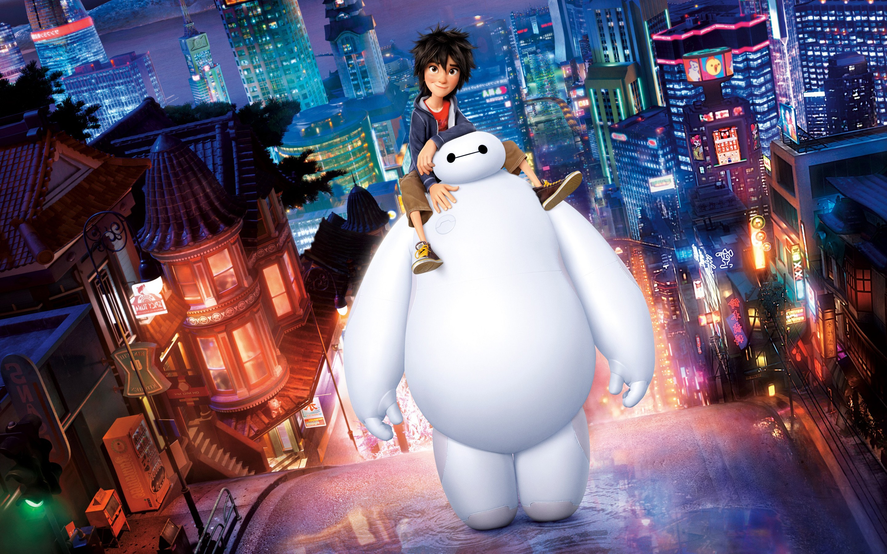 Baymax Wallpapers - Top Free Baymax Backgrounds ...