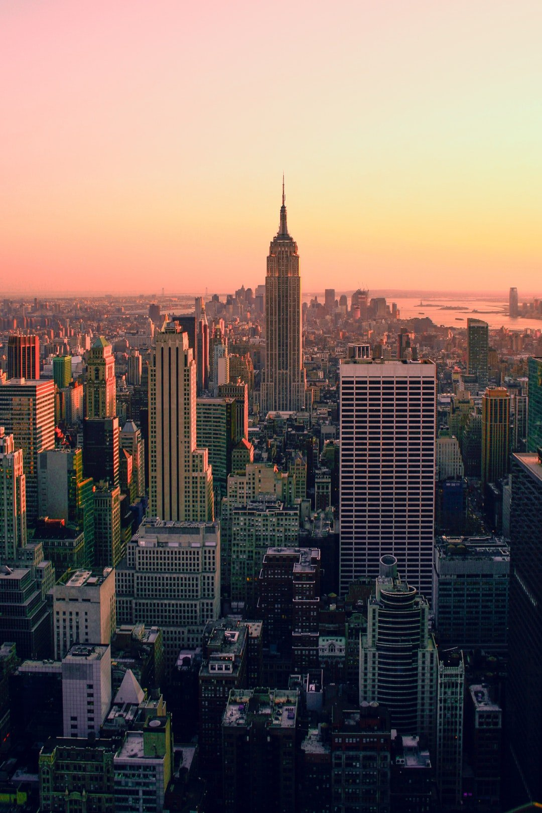 New York Skyline iPhone Wallpapers - Top Free New York ...