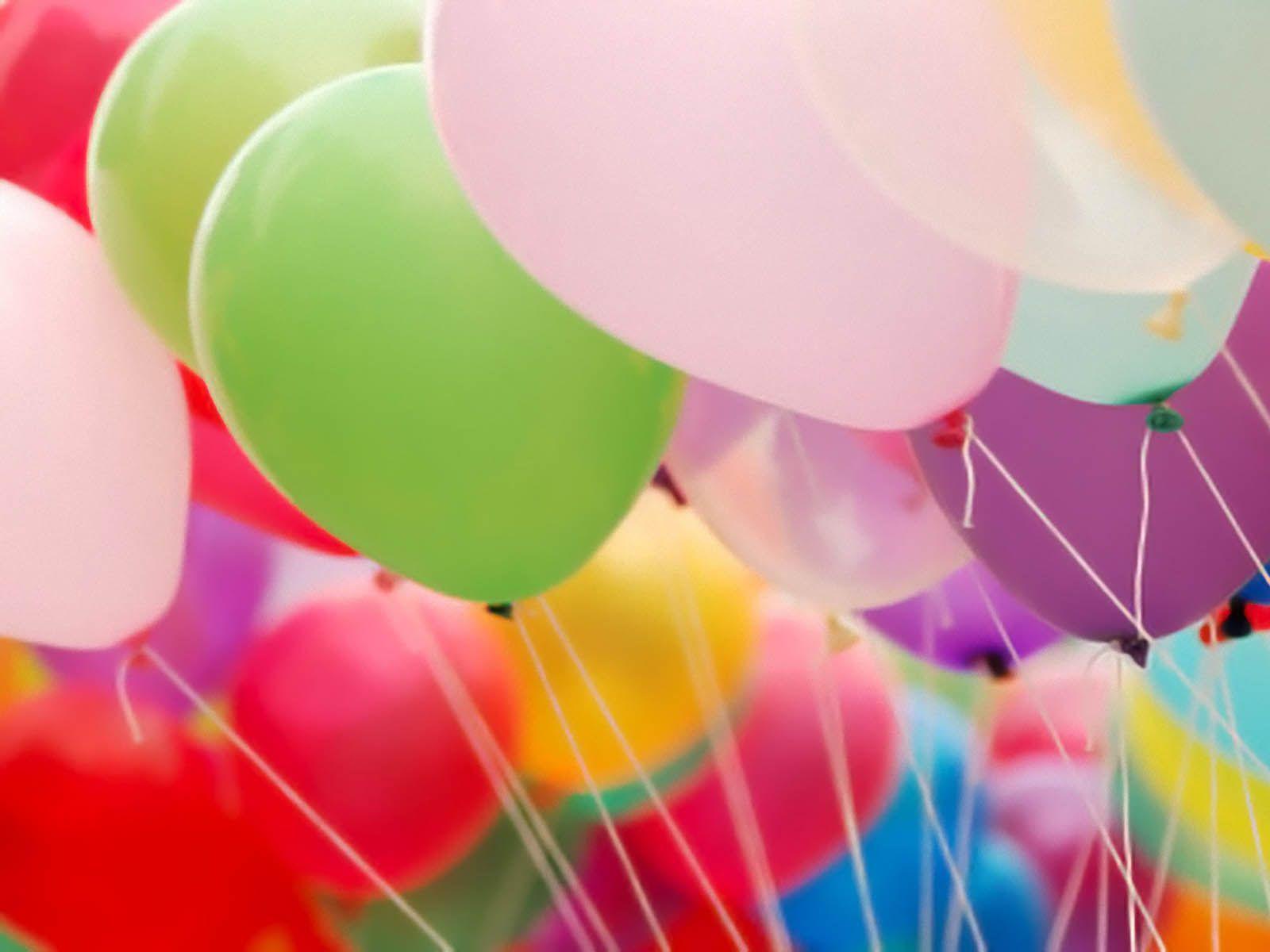 1280x720 Wallpaper Balloons ...