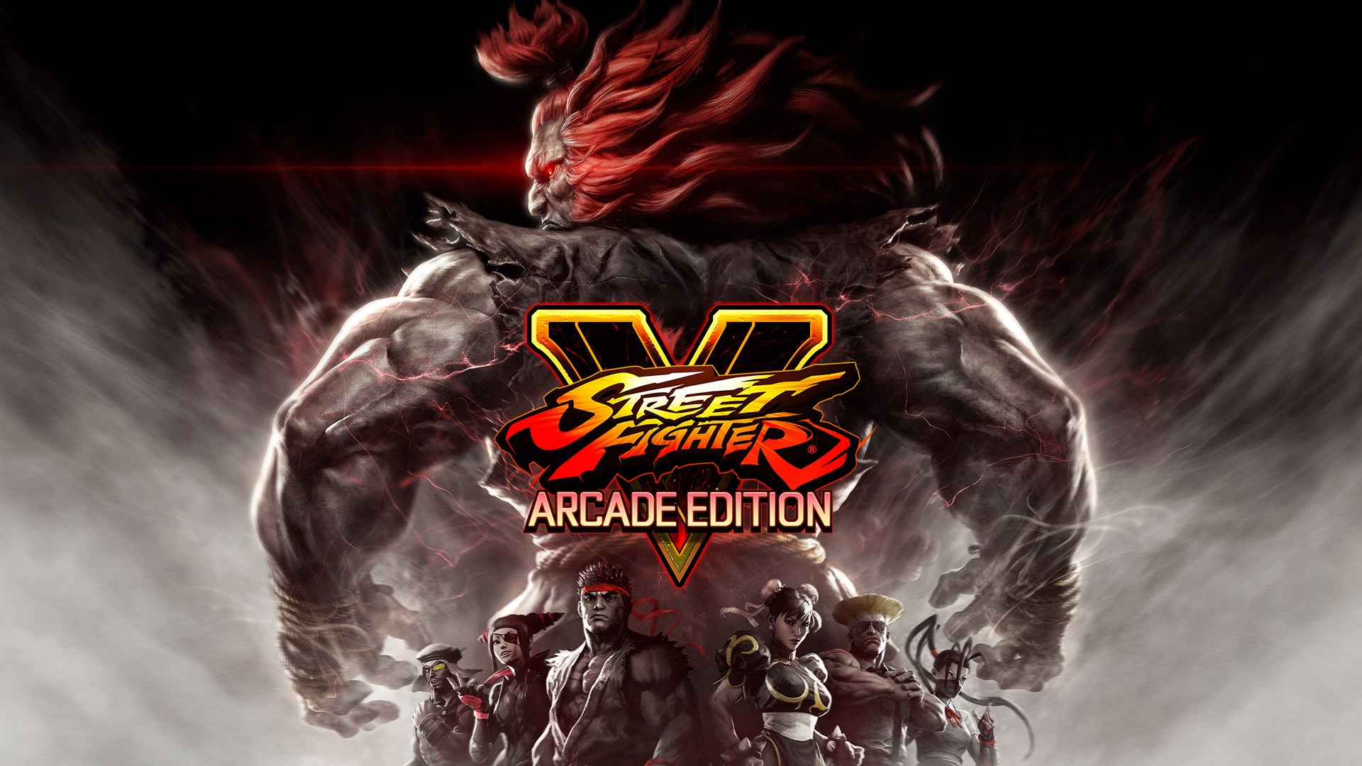 Street Fighter V Wallpapers Top Free Street Fighter V