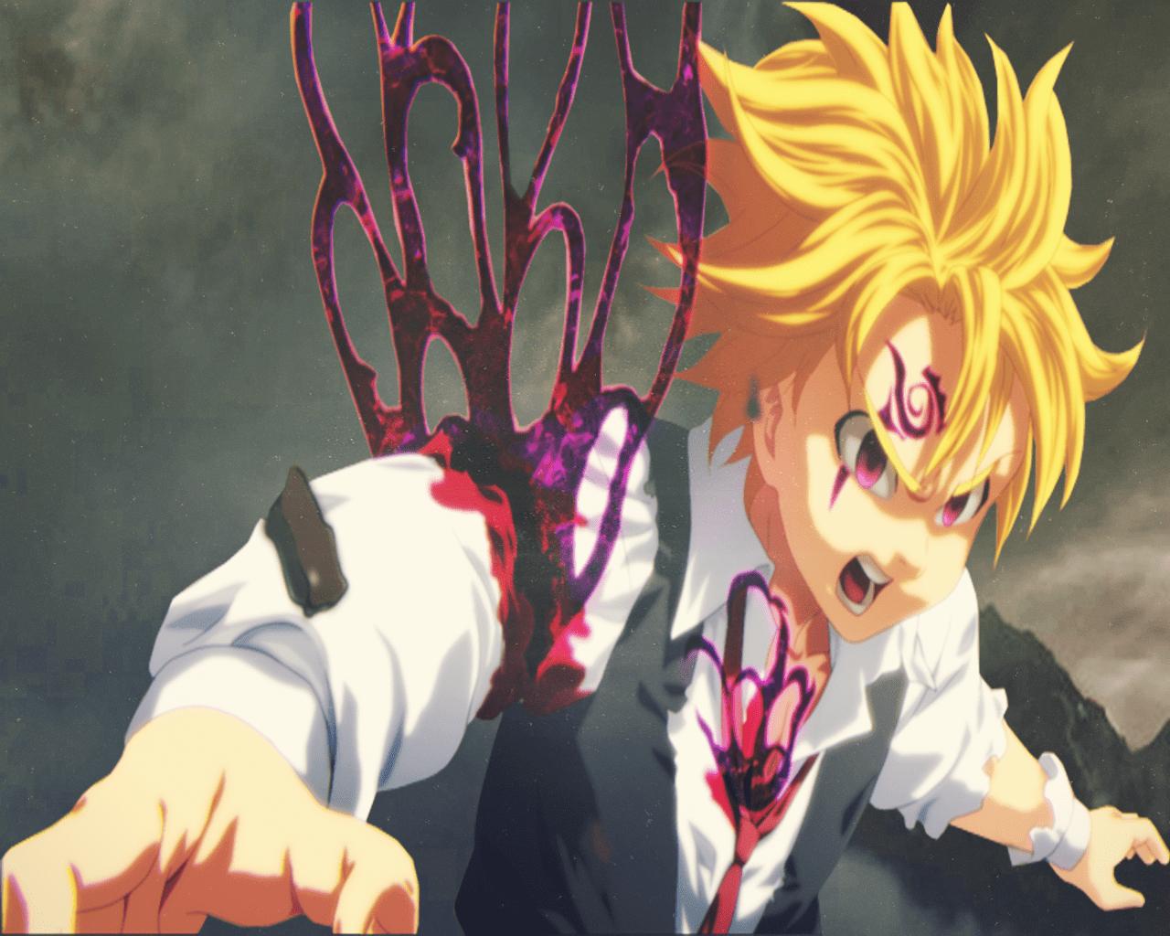 Hd Wallpaper Anime The Seven Deadly Sins Estarossa The