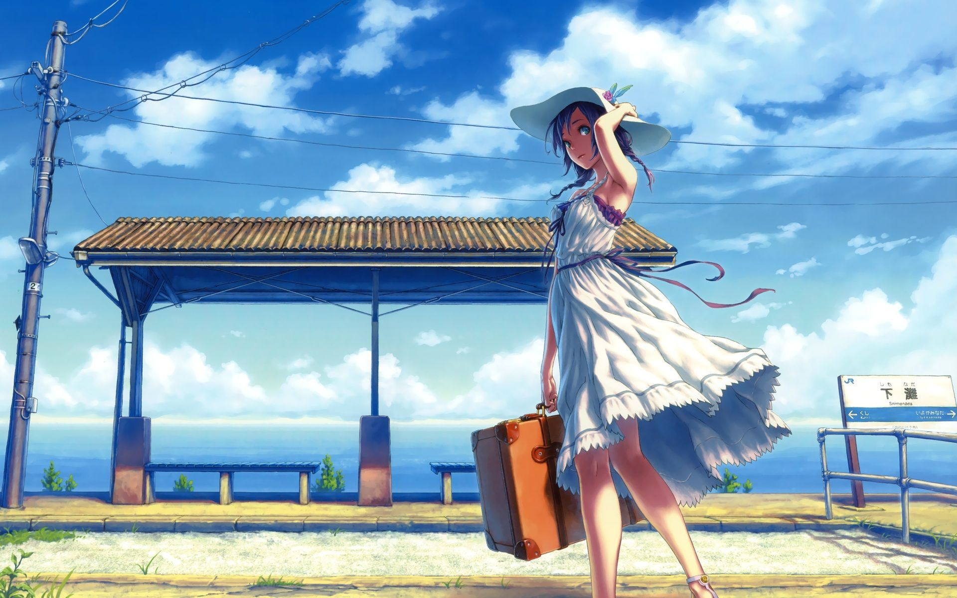 Anime Summer Wallpapers - Top Free Anime Summer ...