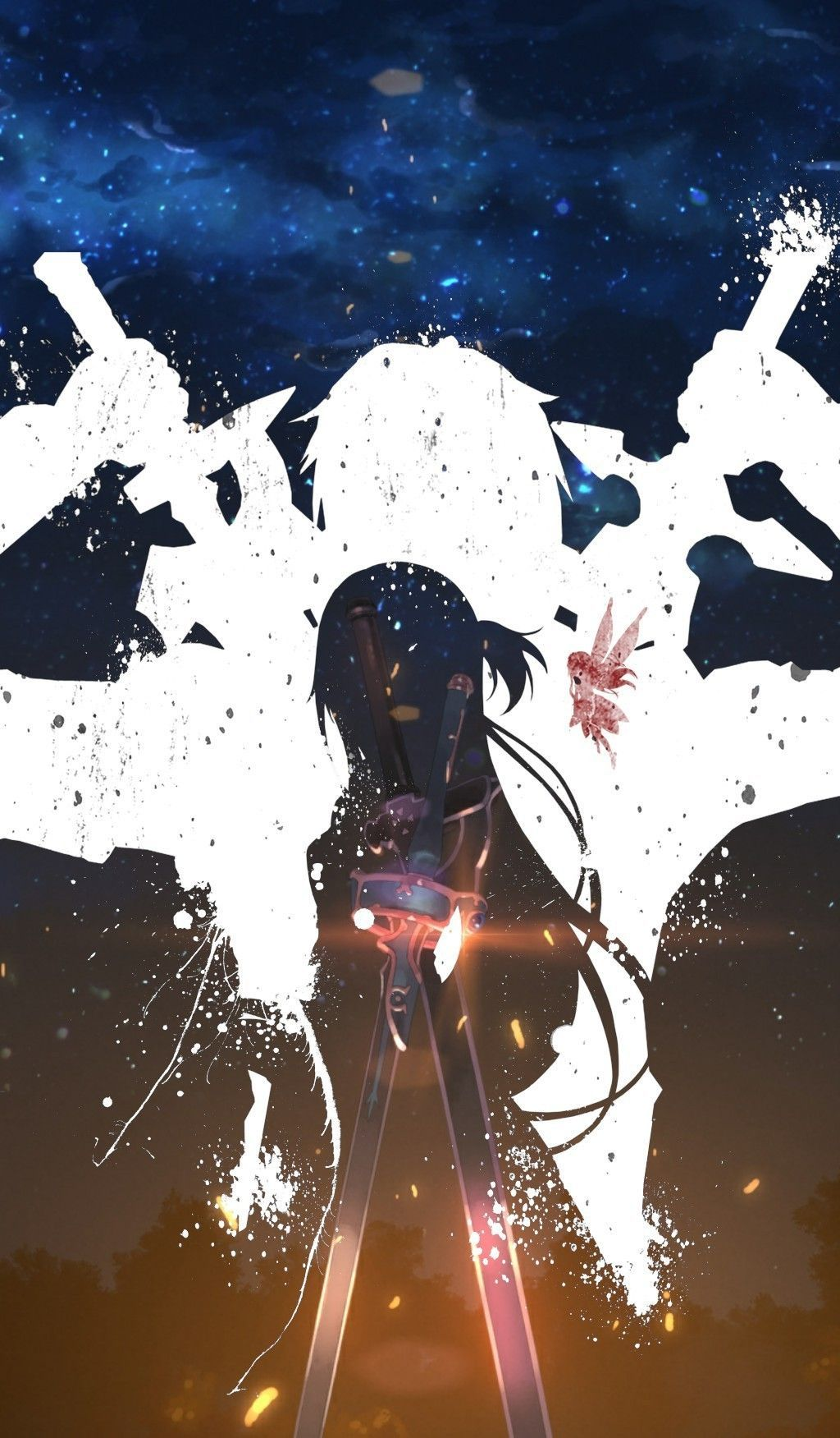 Sword Art Online Iphone Wallpapers Top Free Sword Art