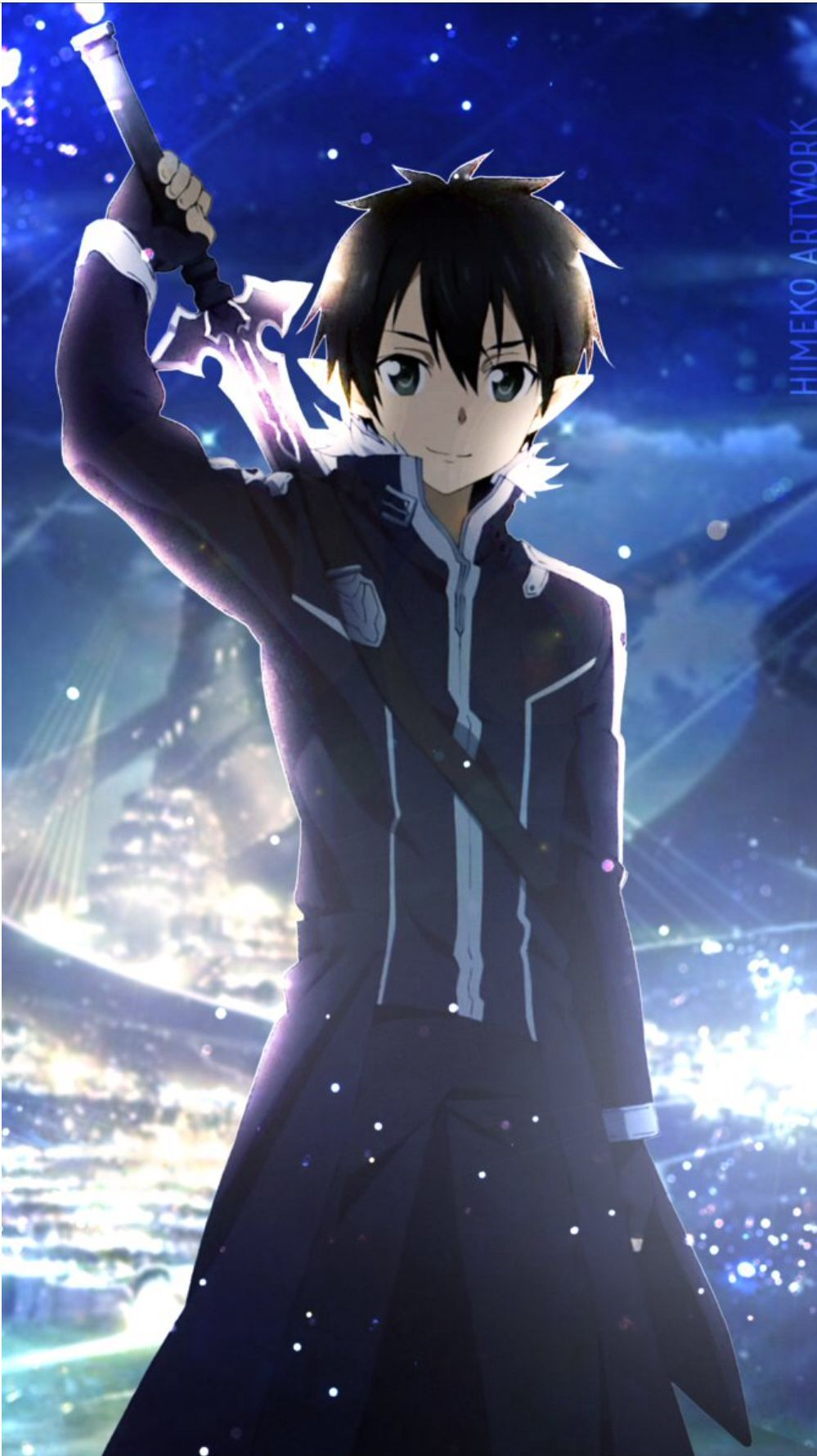 Sword Art Online Iphone Wallpapers Top Free Sword Art Online