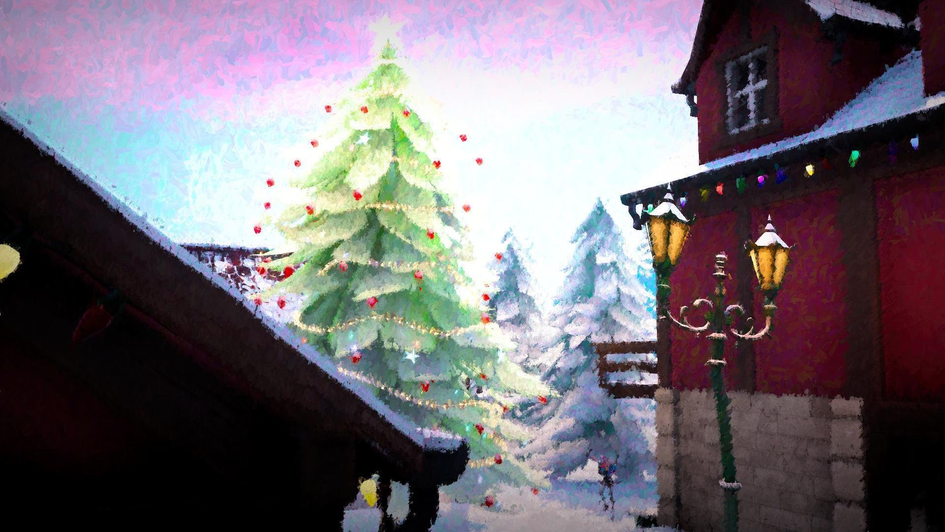 Fortnite Christmas Background Png.Christmas Fortnite Battle Royale Wallpapers Top Free