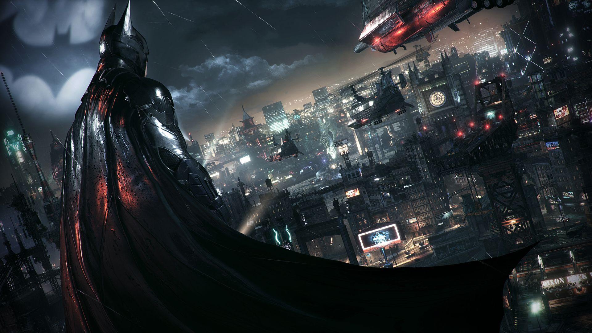 Batman Arkham Knight Wallpapers Top Free Batman Arkham Knight