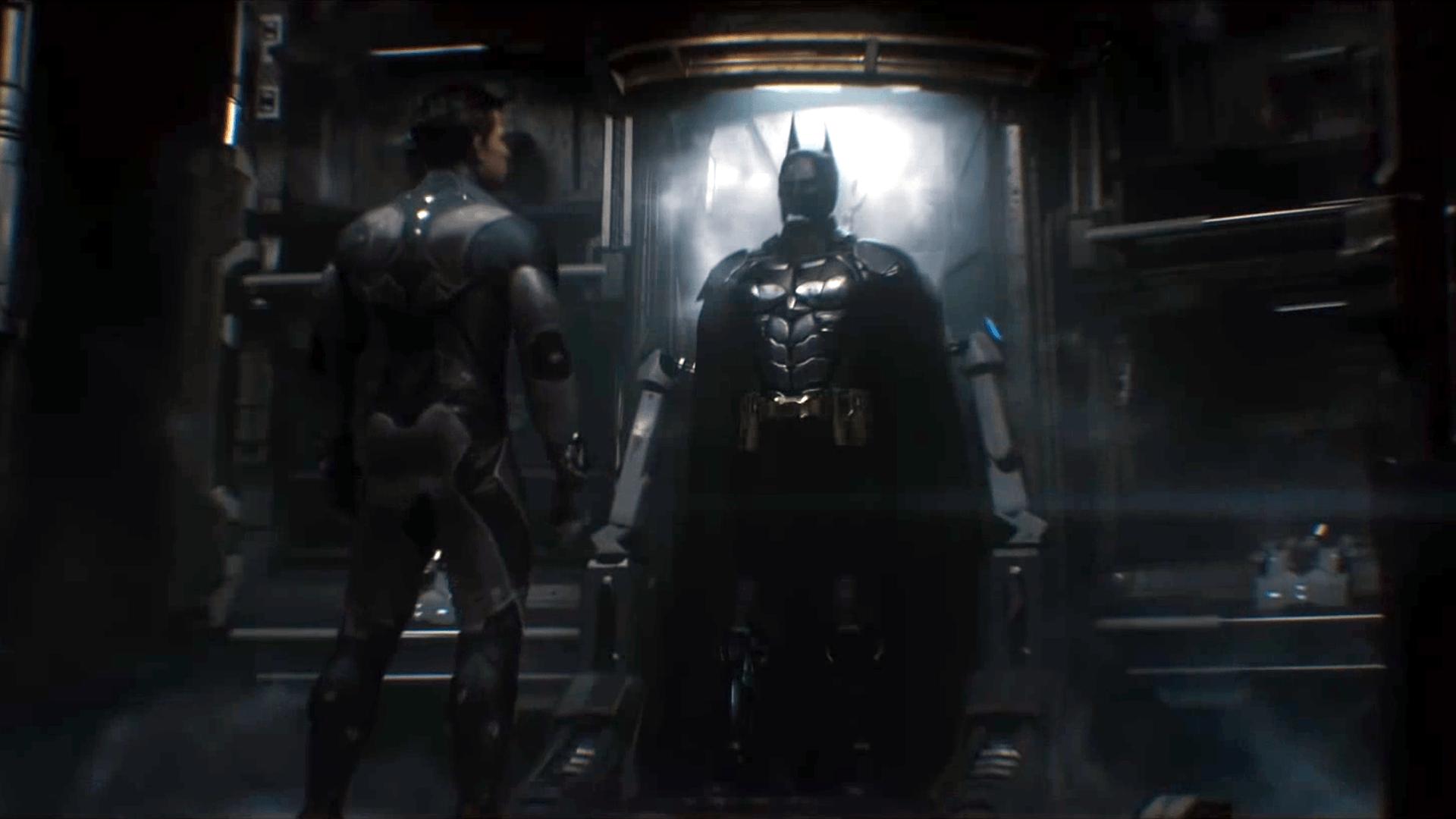 Batman Arkham Knight Wallpapers Top Free Batman Arkham Knight Backgrounds Wallpaperaccess