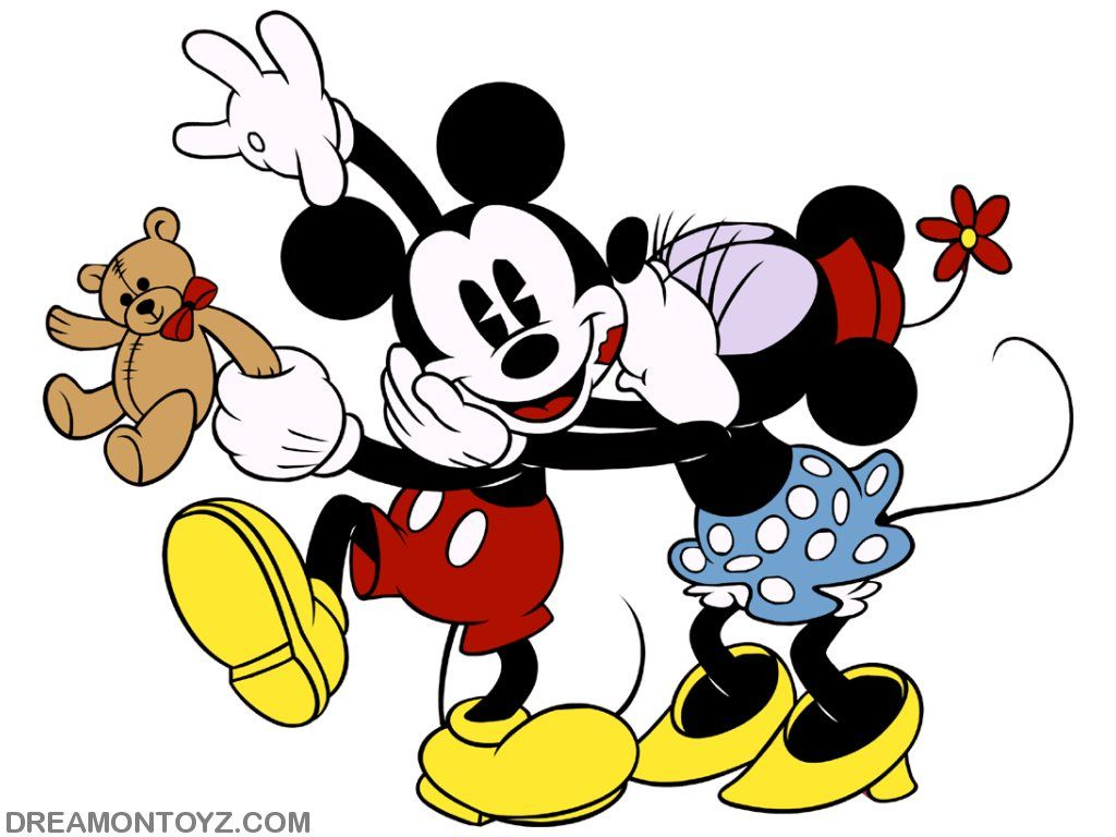 Classic Mickey And Minnie Mouse Wallpapers Top Free Classic