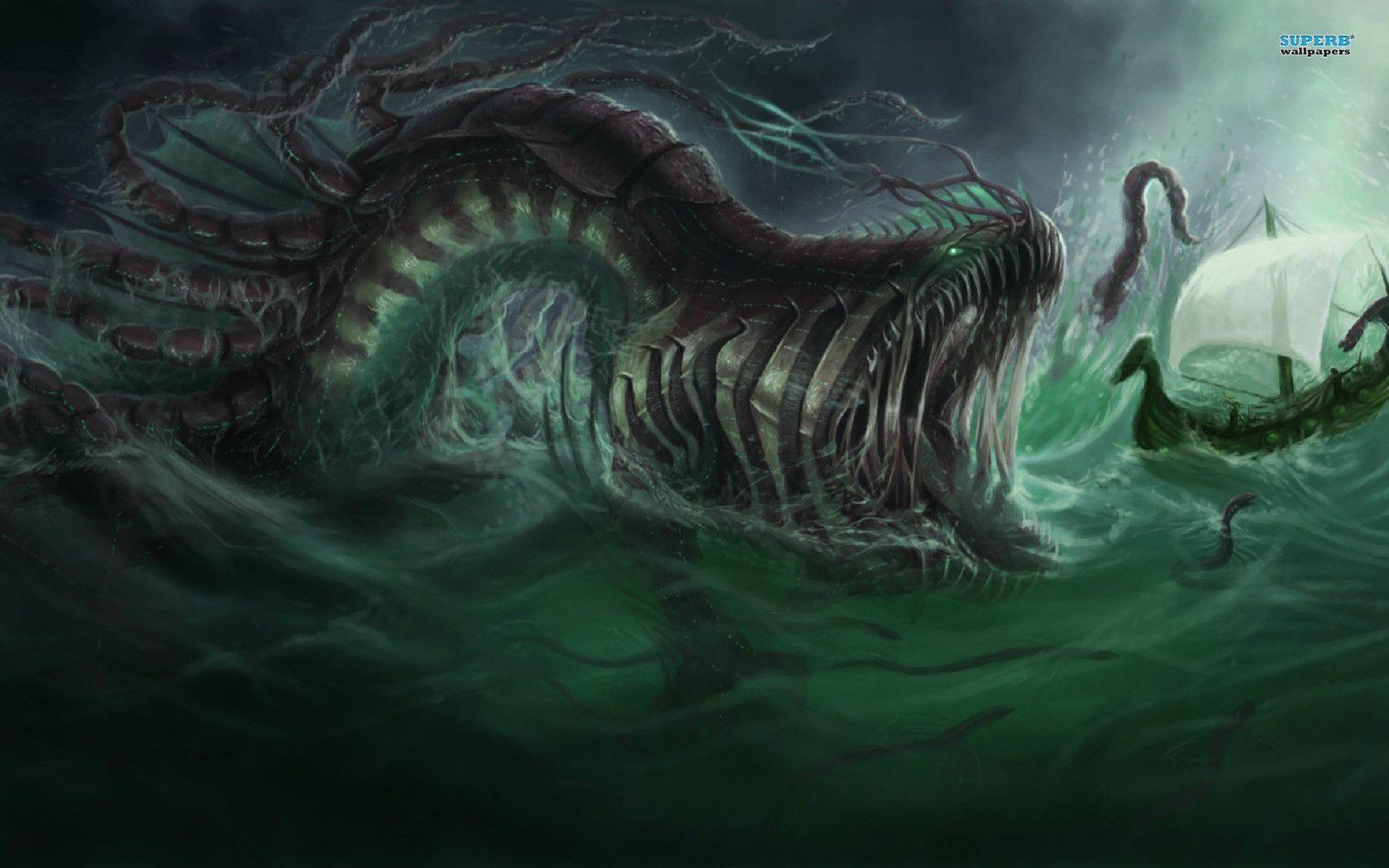 Giant Sea Dragon Wallpapers Top Free Giant Sea Dragon