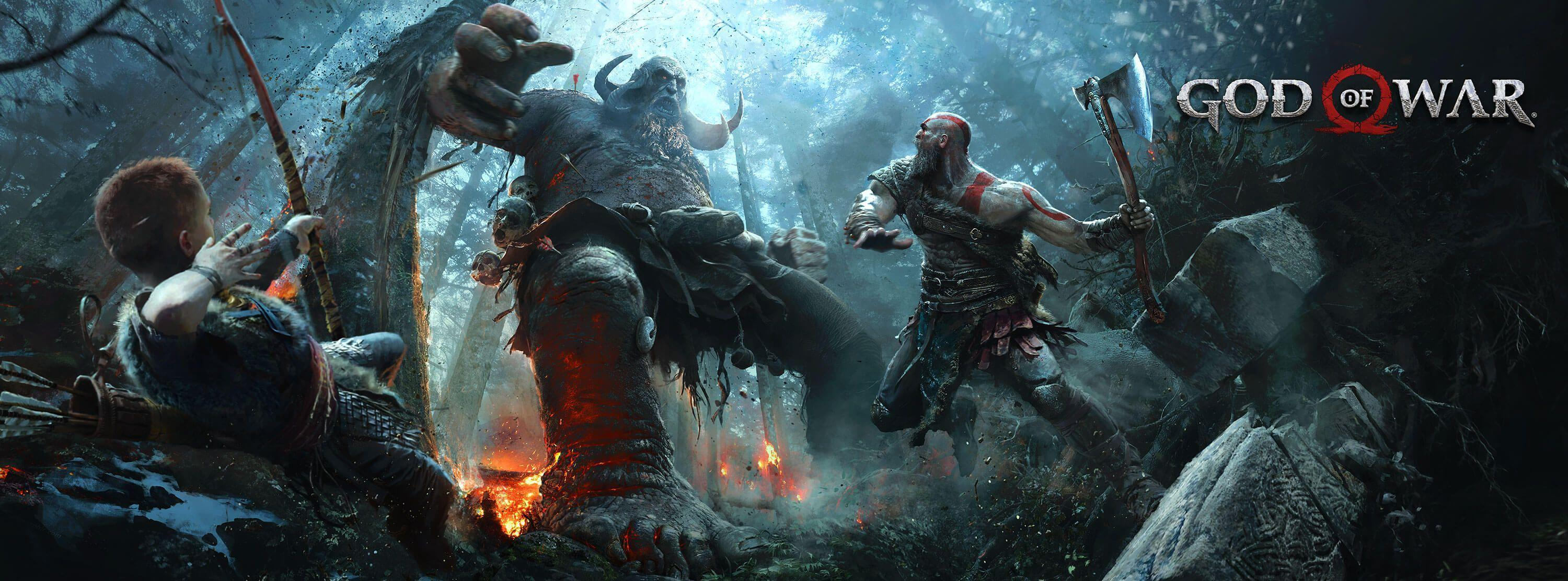 God of War 4 Wallpapers - Top Free God of War 4 Backgrounds ...