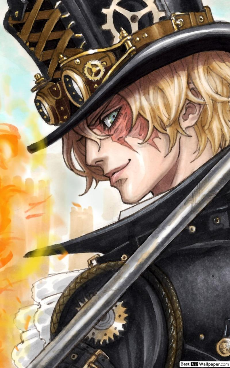 Sabo E Piece IPhone Wallpapers Top Free Sabo E Piece