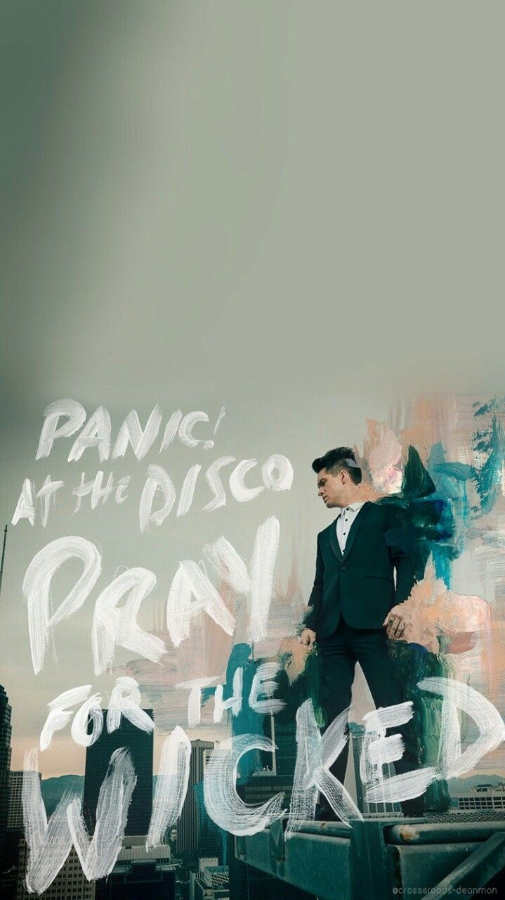 Panic At The Disco Iphone Wallpapers Top Free Panic At The Disco