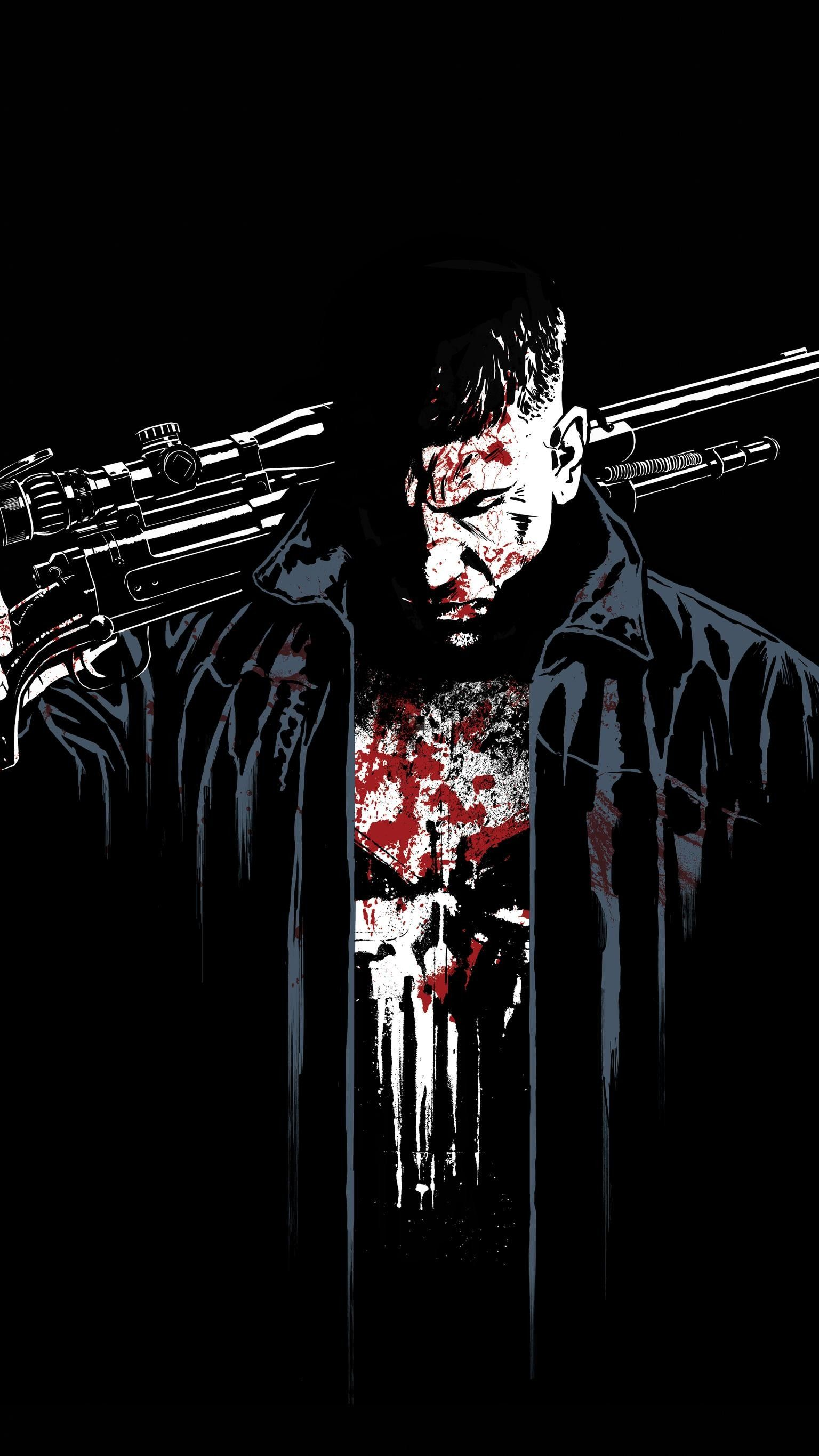 Punisher Iphone Wallpapers Top Free Punisher Iphone Backgrounds