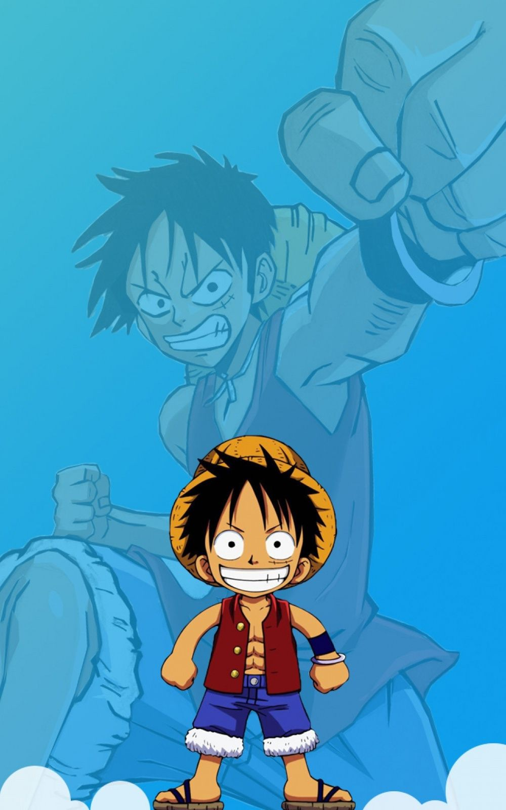 One Piece Phone Wallpapers Top Free One Piece Phone Backgrounds Wallpaperaccess
