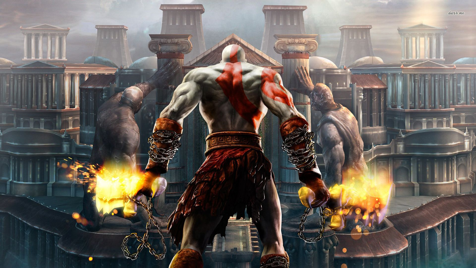 God Of War Wallpapers Top Free God Of War Backgrounds