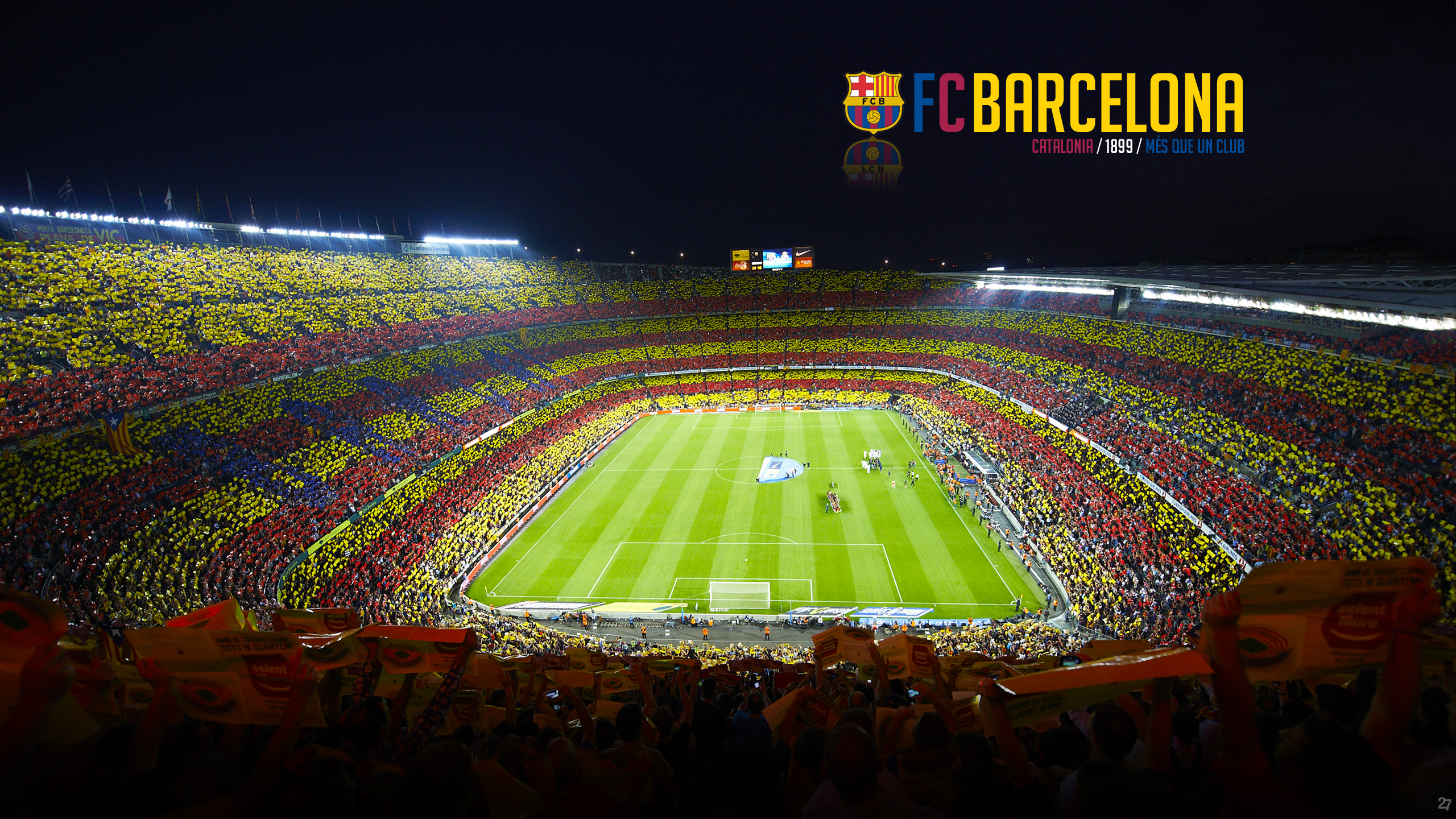 1366x768 Fc Barcelona Wallpaper 1366x768
