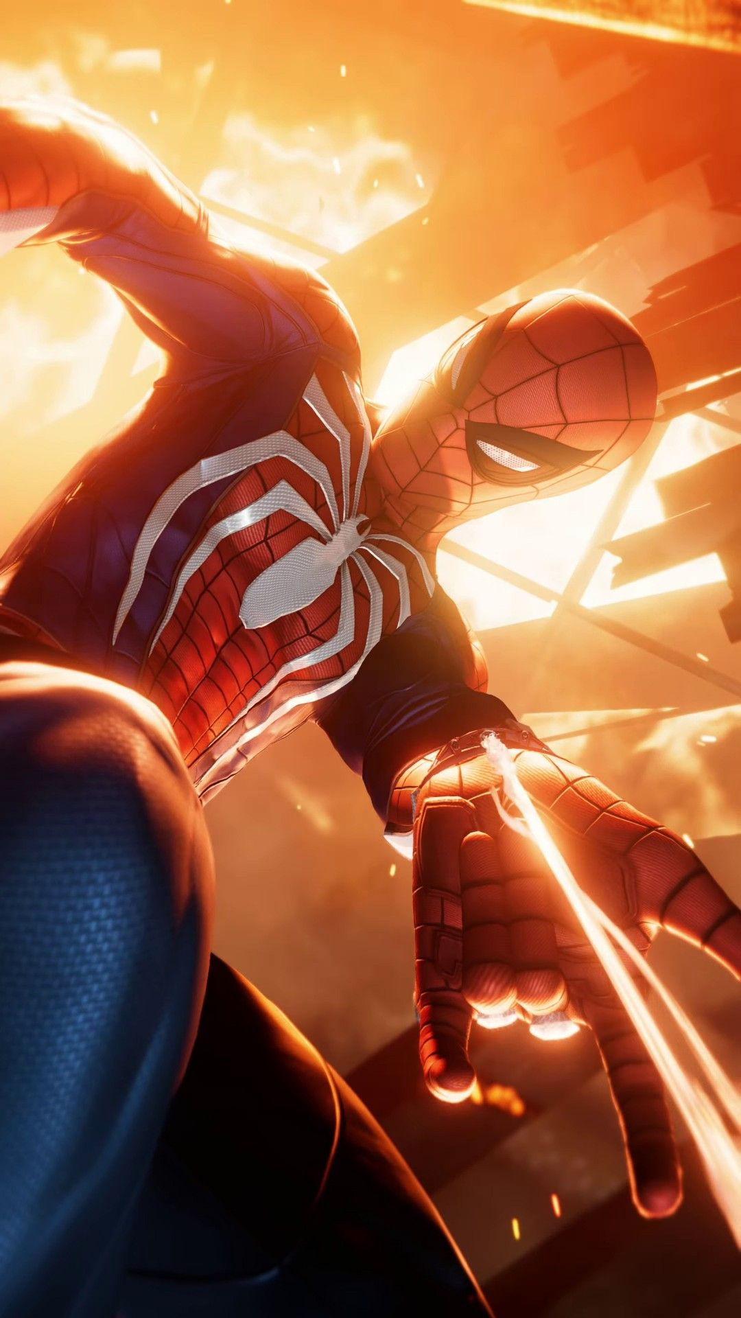Ps4 Spider Man Iphone Wallpapers Top Free Ps4 Spider Man Iphone