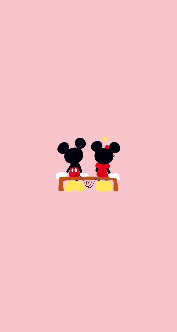 Mickey Minnie Mouse Iphone Wallpapers Top Free Mickey