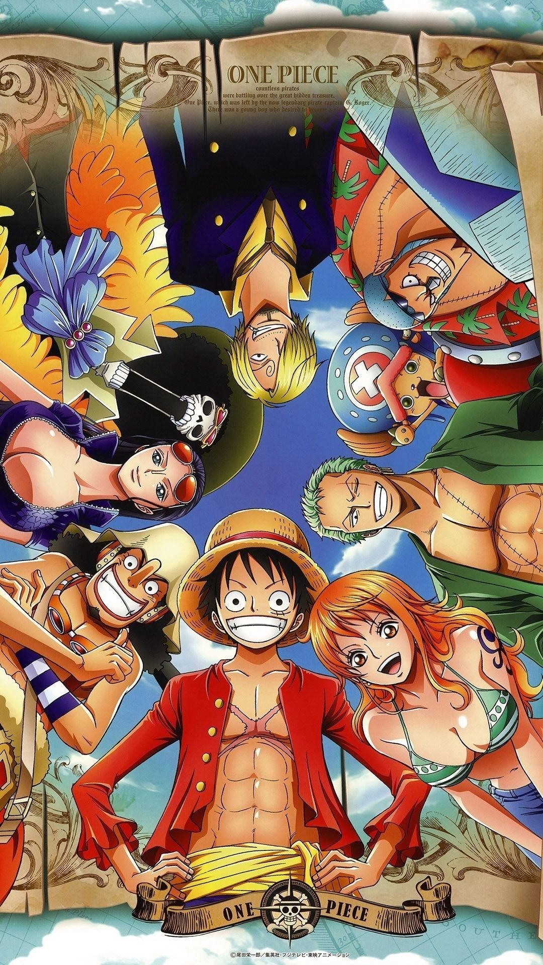 One Piece Iphone 5 Wallpapers Top Free One Piece Iphone 5