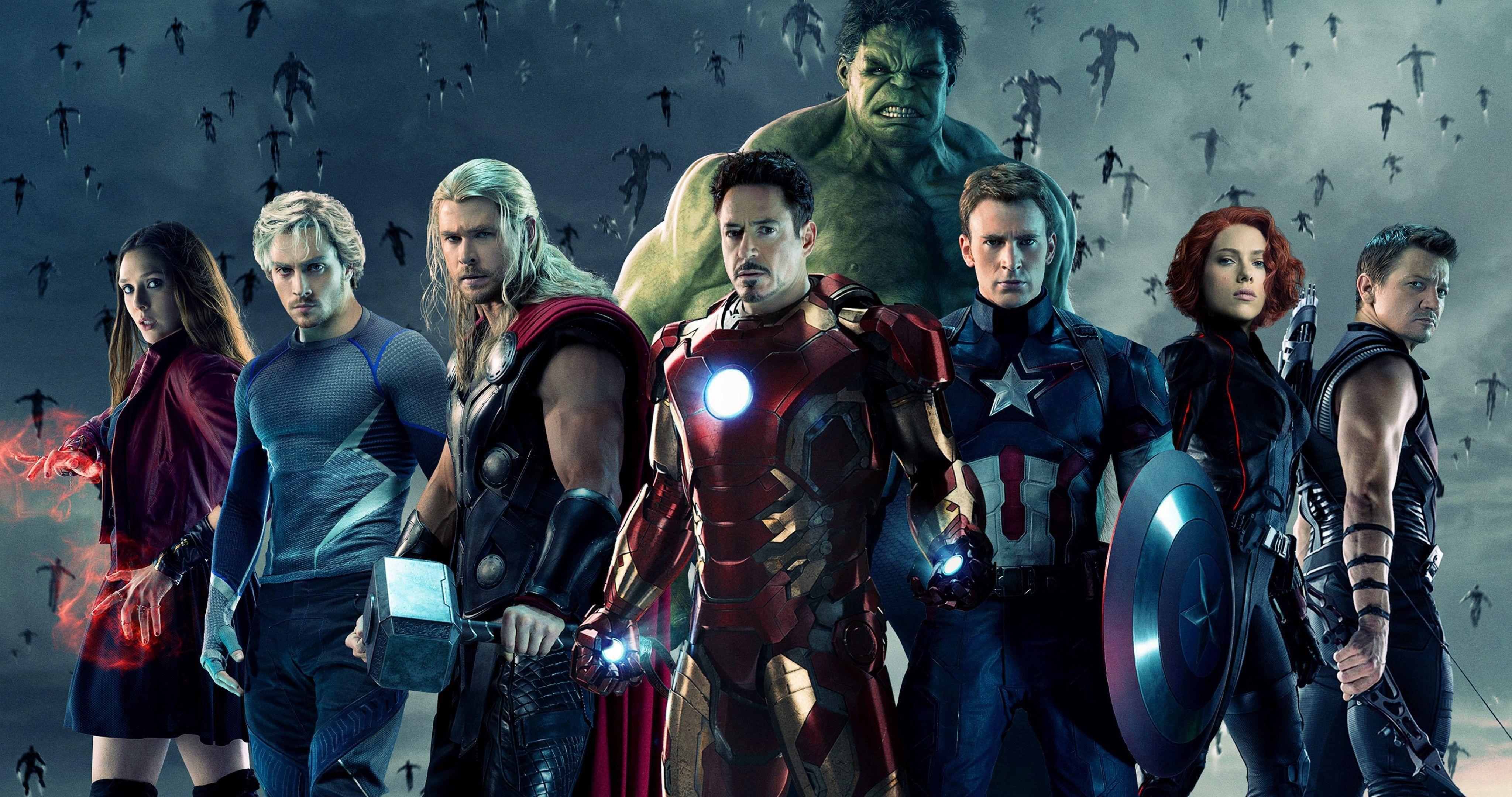 Avengers 4k Ultra Hd Wallpapers Top Free Avengers 4k Ultra Hd Backgrounds Wallpaperaccess