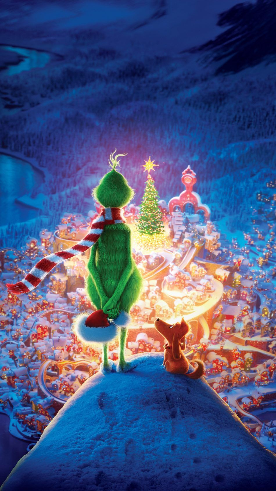 Whoville Grinch Wallpapers - Top Free