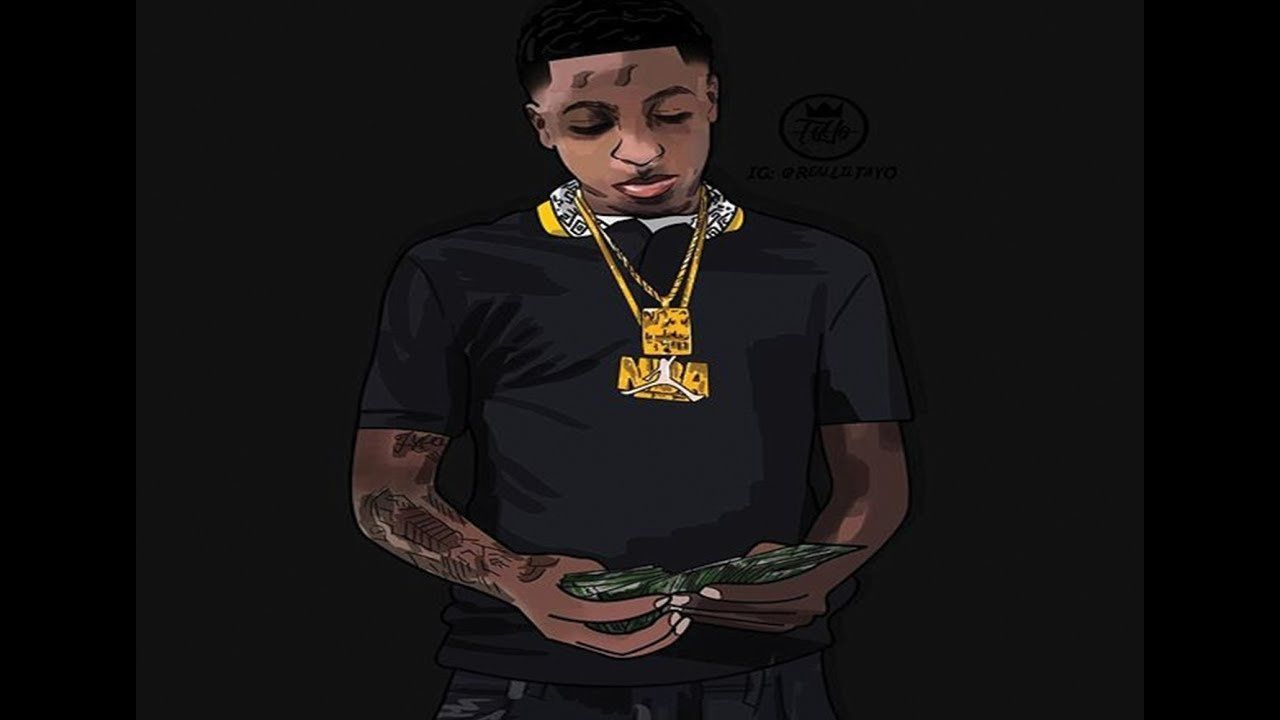 NBA Young Boy Rapper Wallpapers