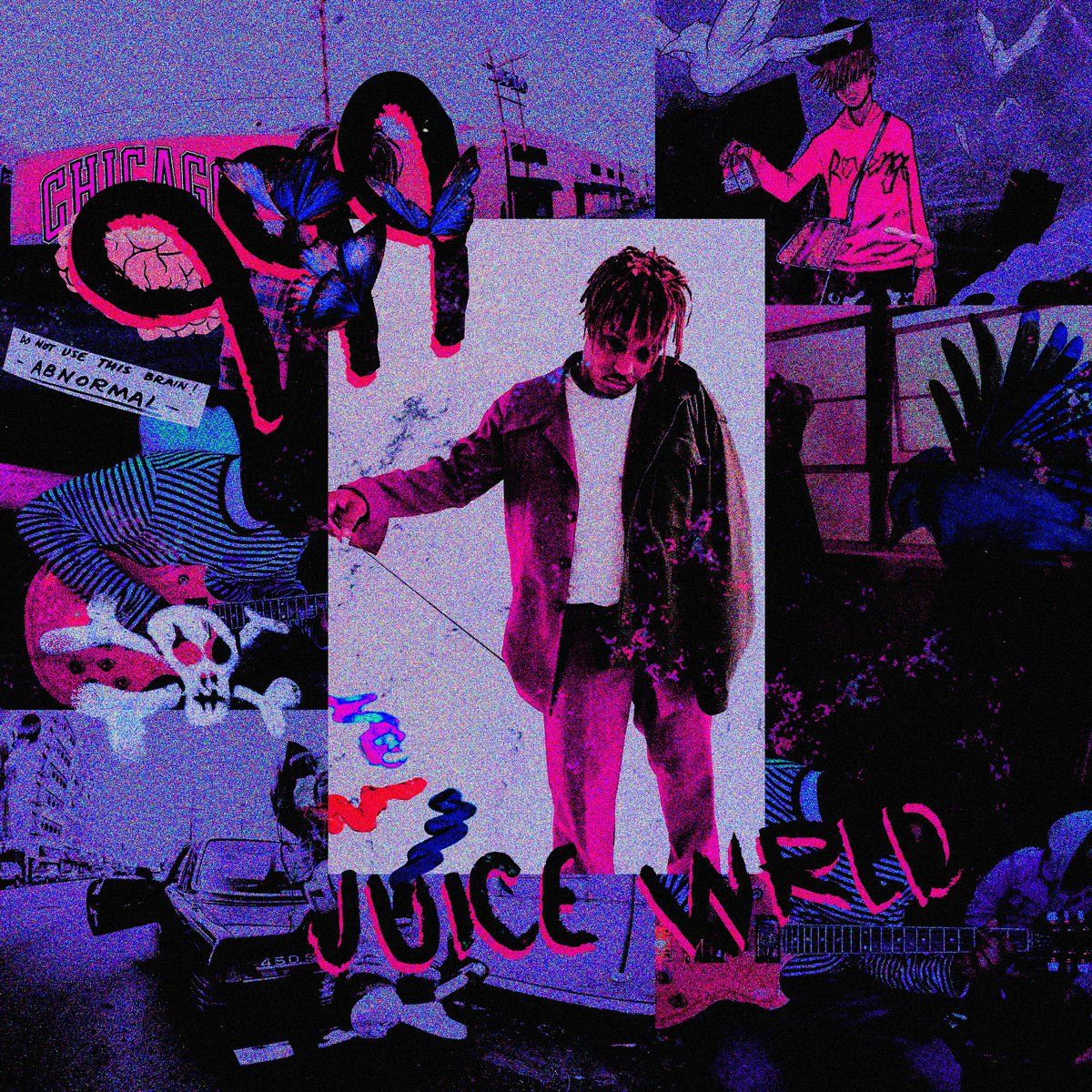 Juice Wrld Cartoon Wallpapers - Top Free Juice Wrld Cartoon