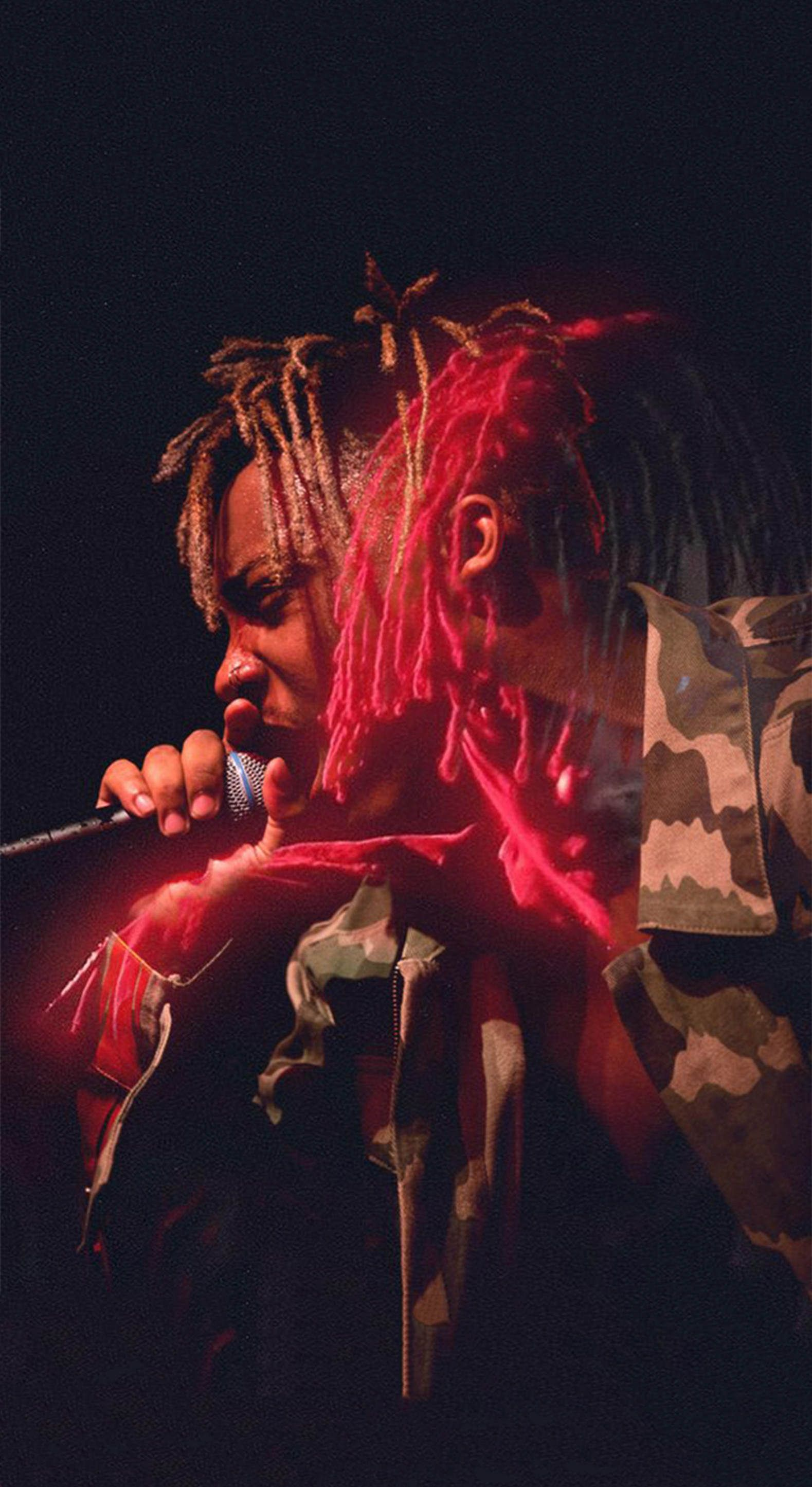 Juice Wrld Iphone Wallpapers Top Free Juice Wrld Iphone Backgrounds Wallpaperaccess