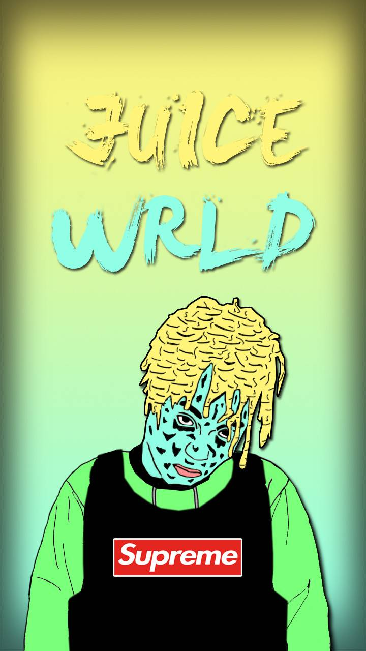 Juice Wrld Cartoon Wallpapers Top Free Juice Wrld Cartoon