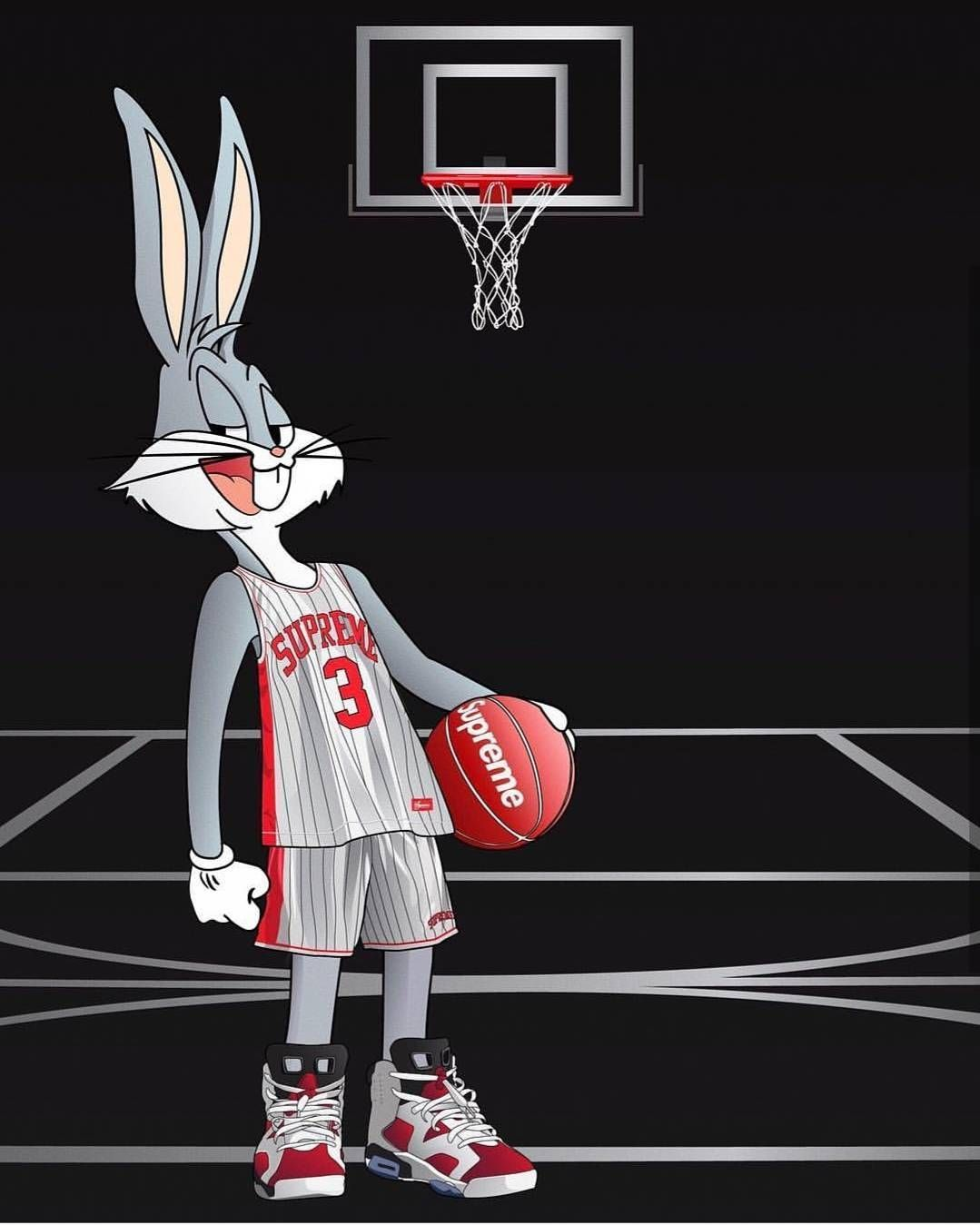 Bugs Bunny Basketball Wallpapers Top Free Bugs Bunny Basketball Backgrounds Wallpaperaccess
