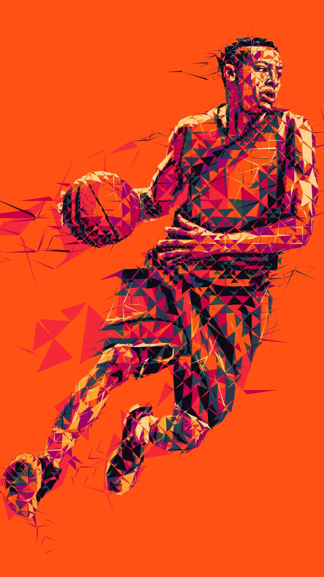 Basketball Iphone Wallpapers Top Free Basketball Iphone Backgrounds Wallpaperaccess