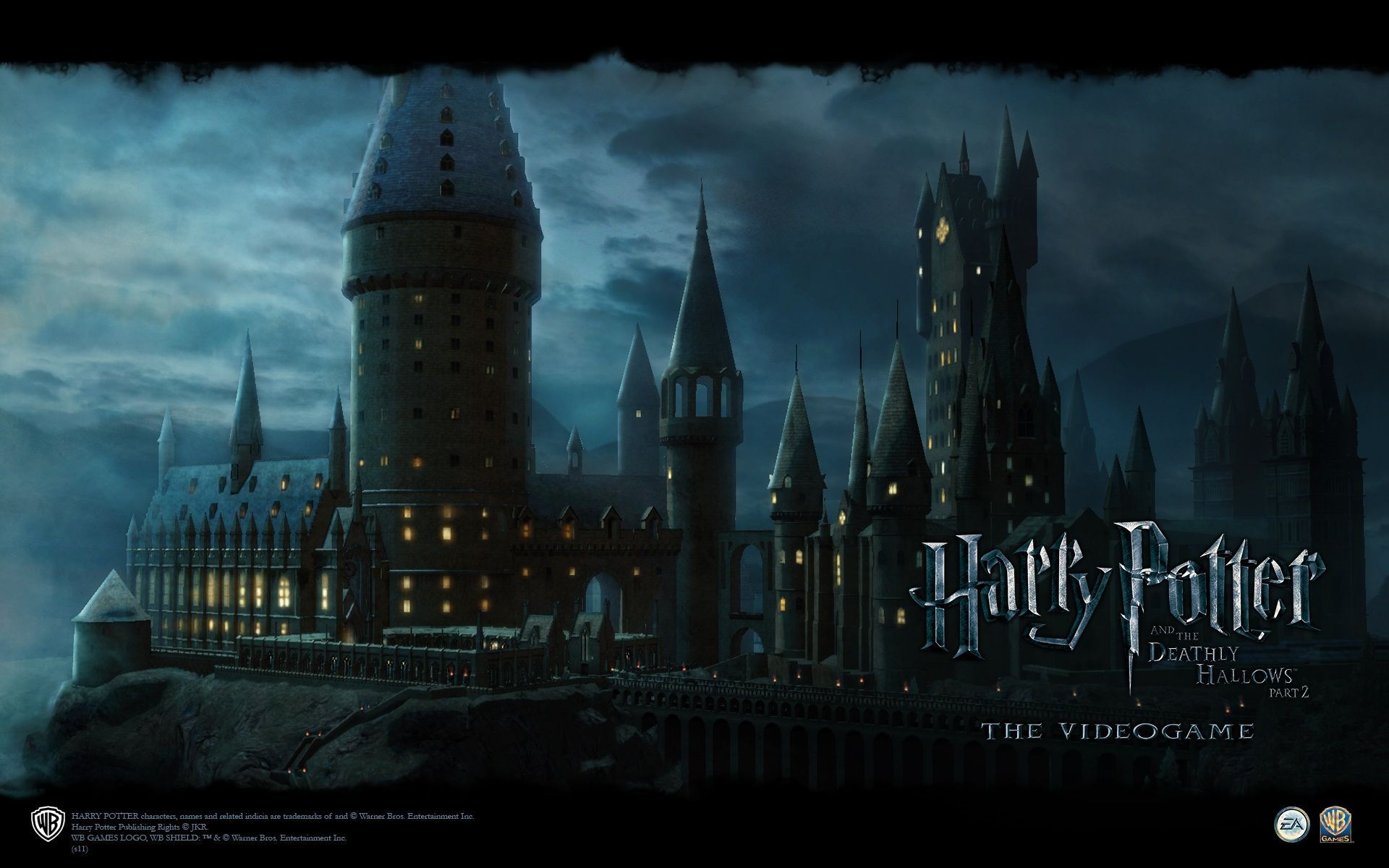 Harry Potter Hogwarts Castle Wallpapers Top Free Harry
