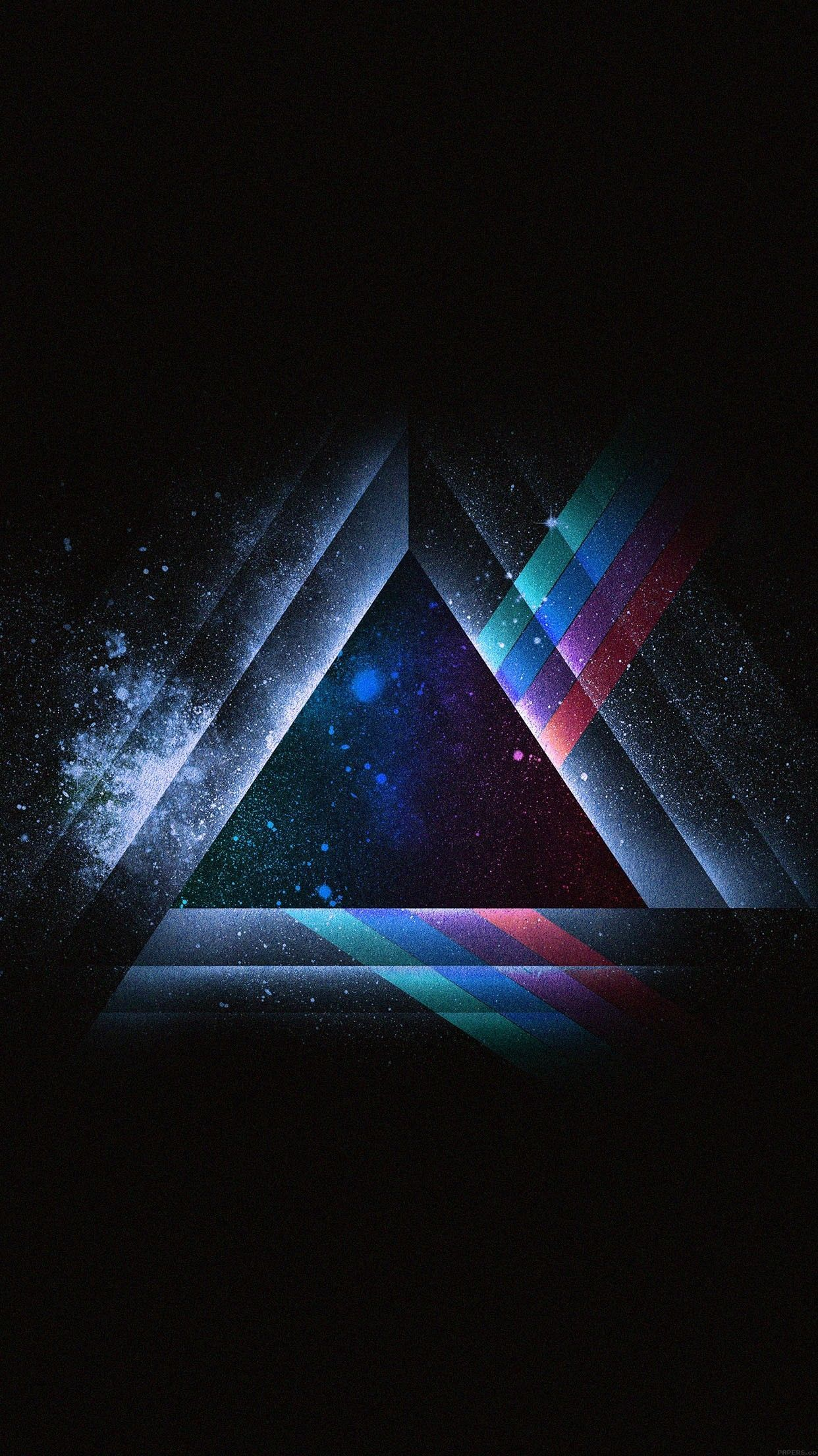 Illuminati Triangle Mobile Wallpapers