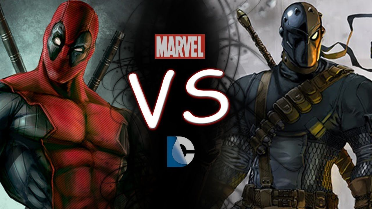 63 Best Free Deathstroke Vs Deadpool Logo Wallpapers
