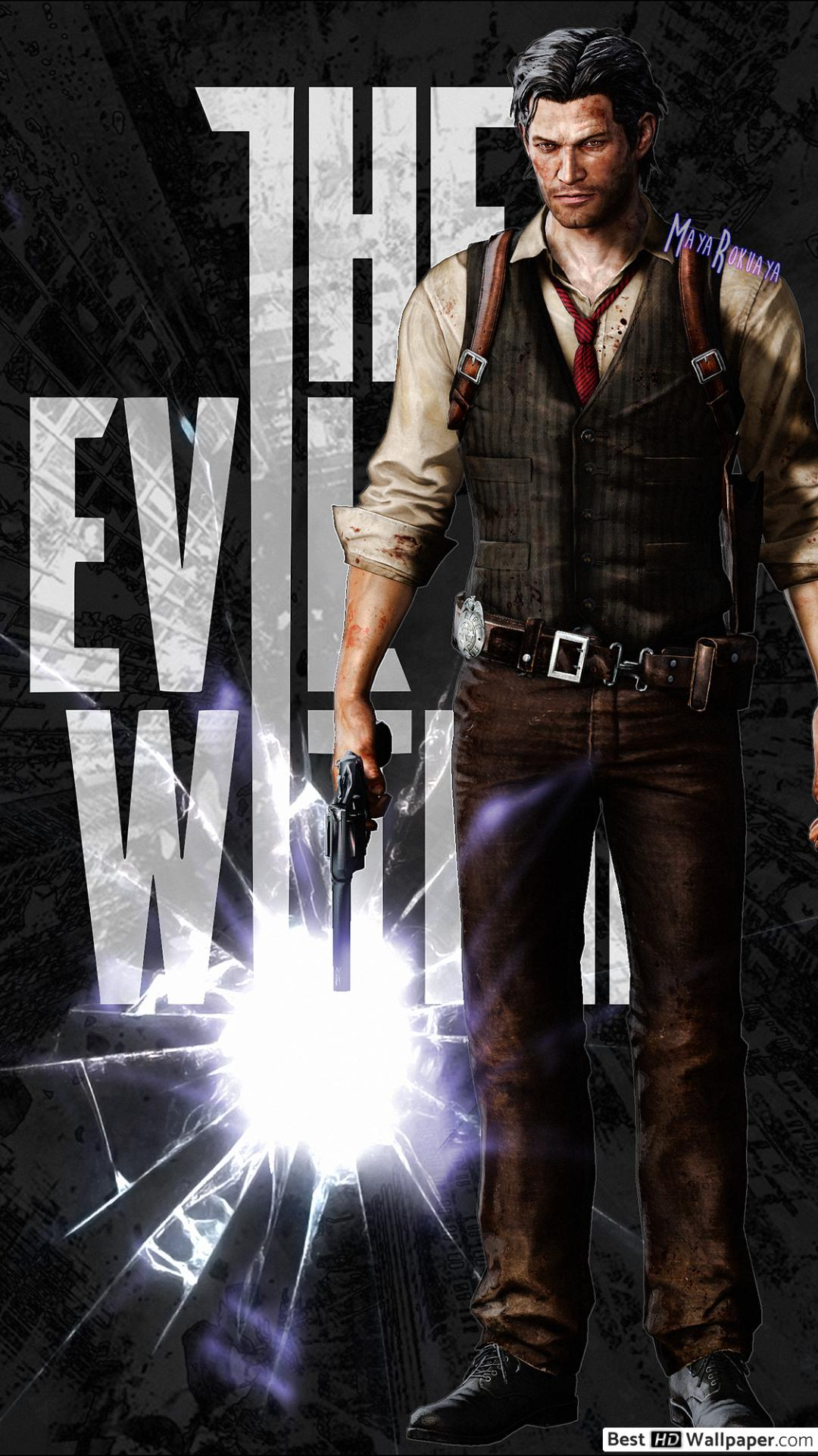 The Evil Within Iphone Wallpapers Top Free The Evil Within