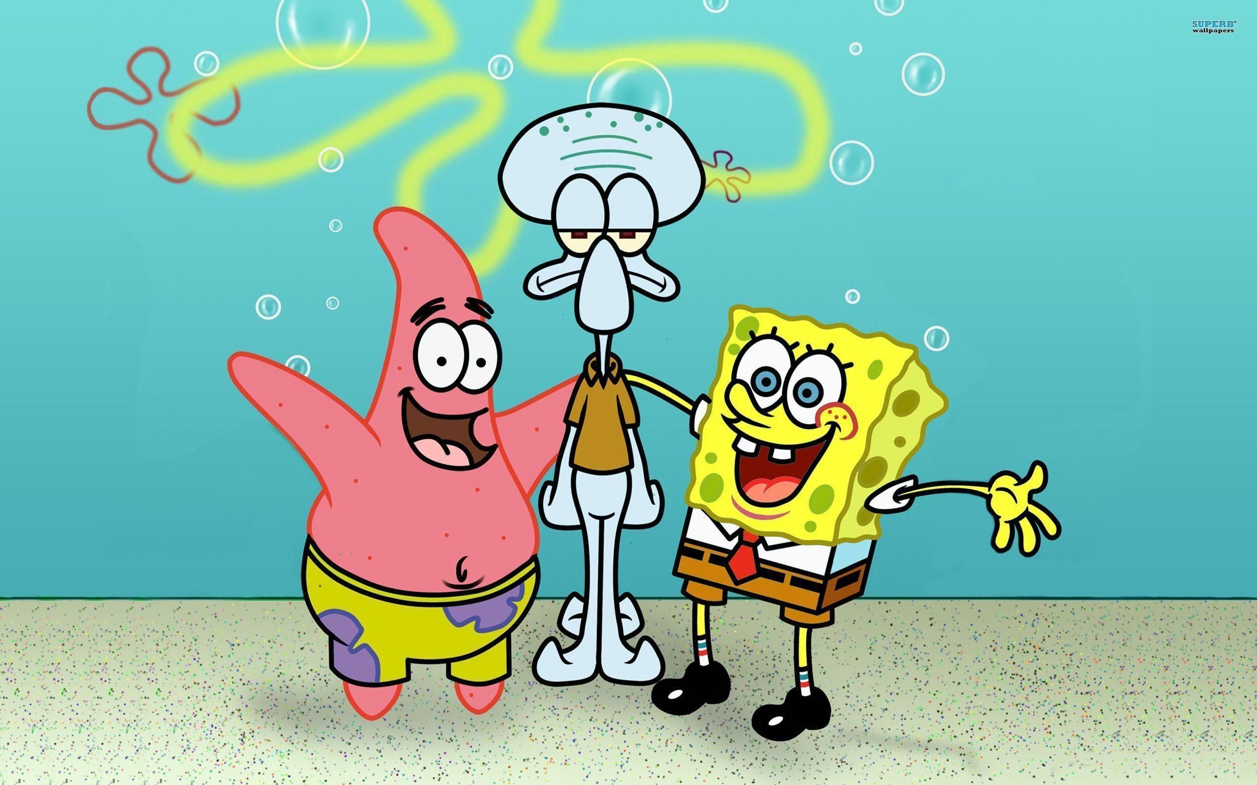 Spongebob Squarepants Wallpapers Top Free Spongebob Squarepants