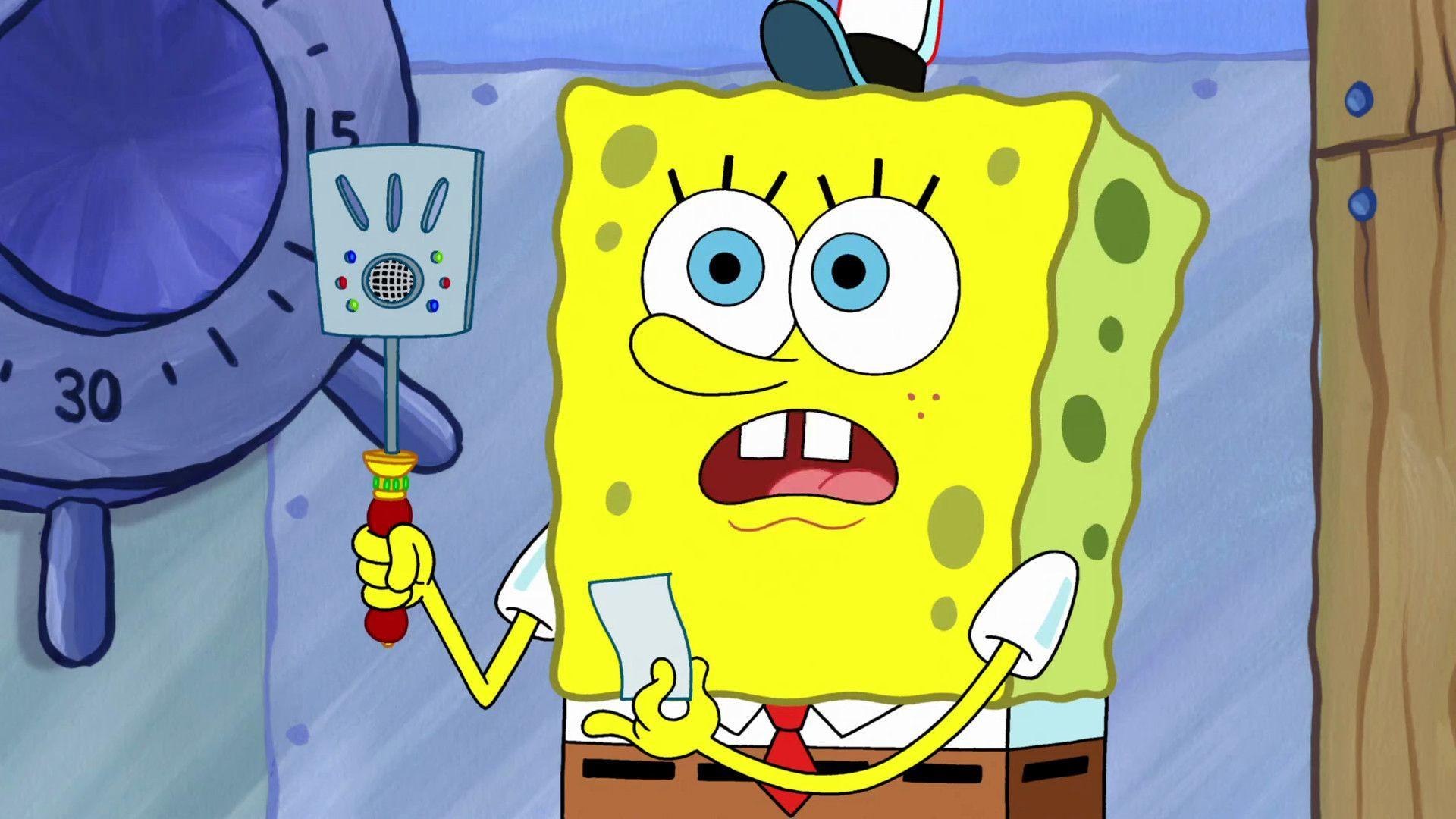 Aesthetic Spongebob Desktop Wallpapers Top Free Aesthetic