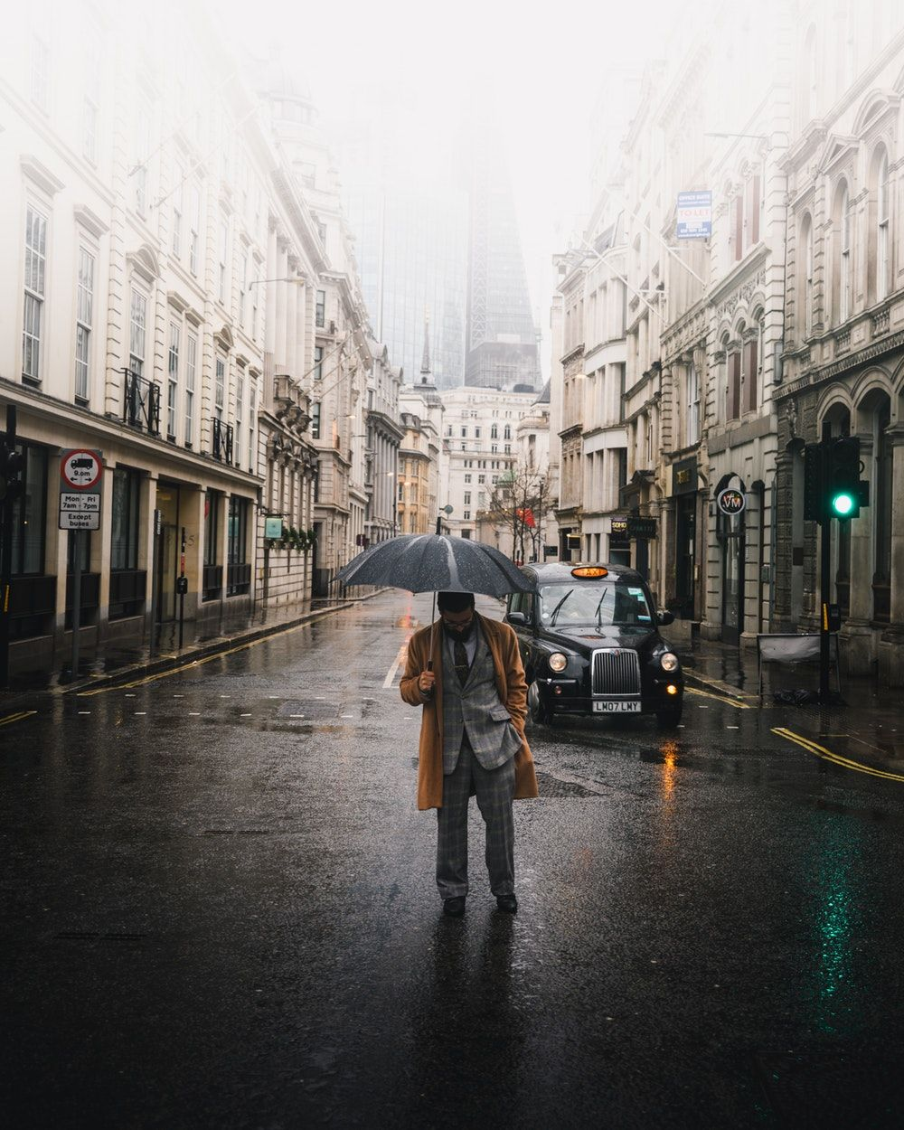 Rainy City Wallpapers - Top Free Rainy City Backgrounds ...