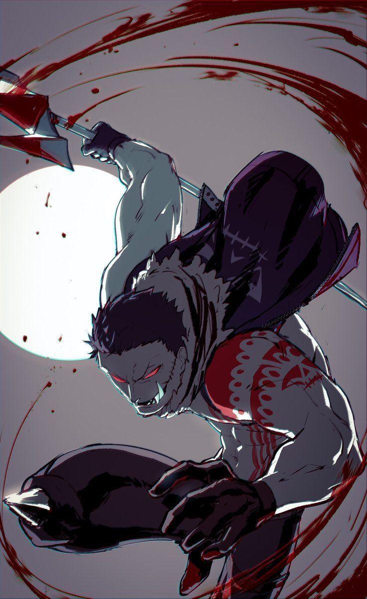 735x1200 Big Mom Cướp biển Charlotte Katakuri One Piece.  Hình nền