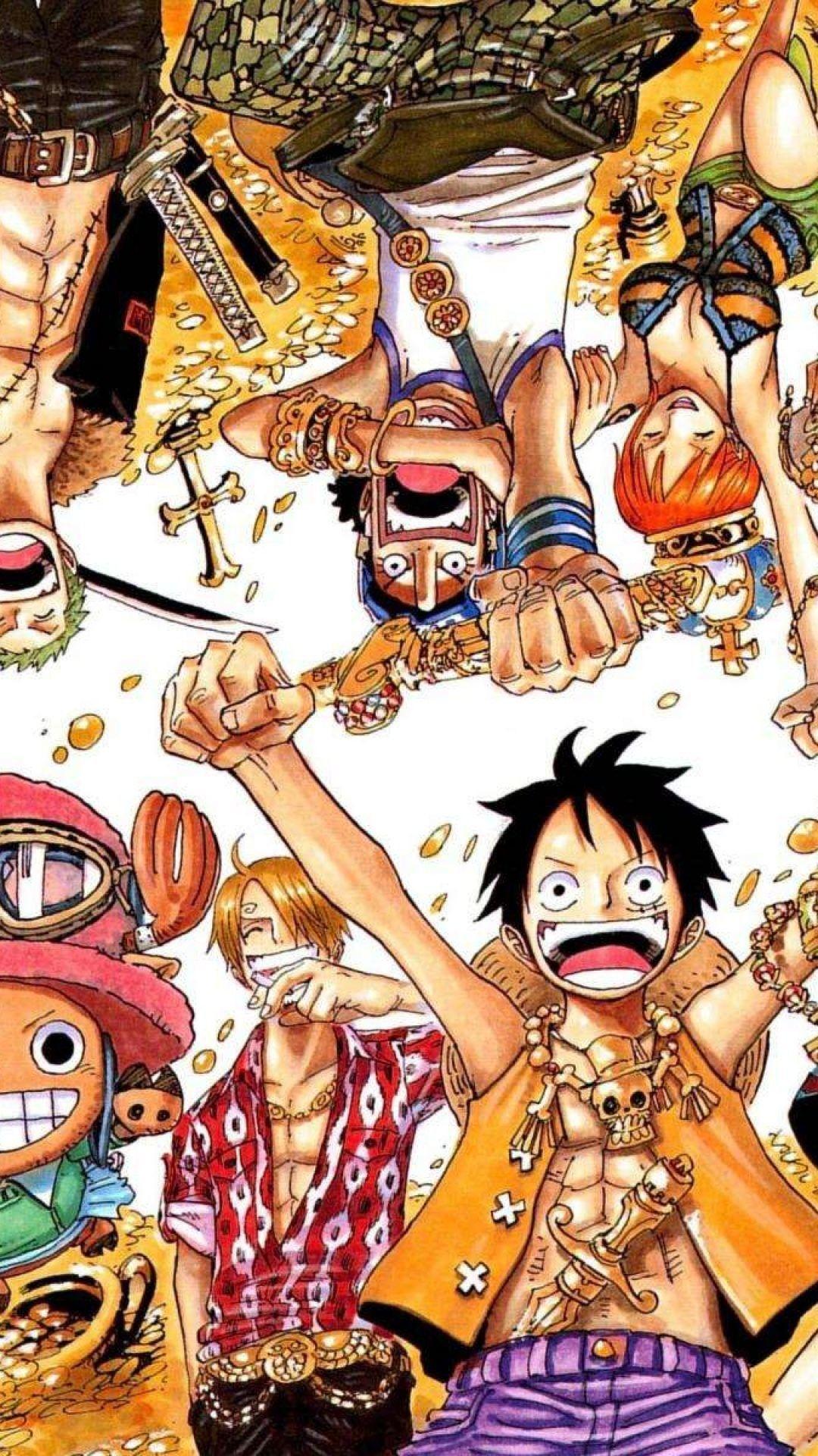1080x1920 One Piece Hình Nền iPhone